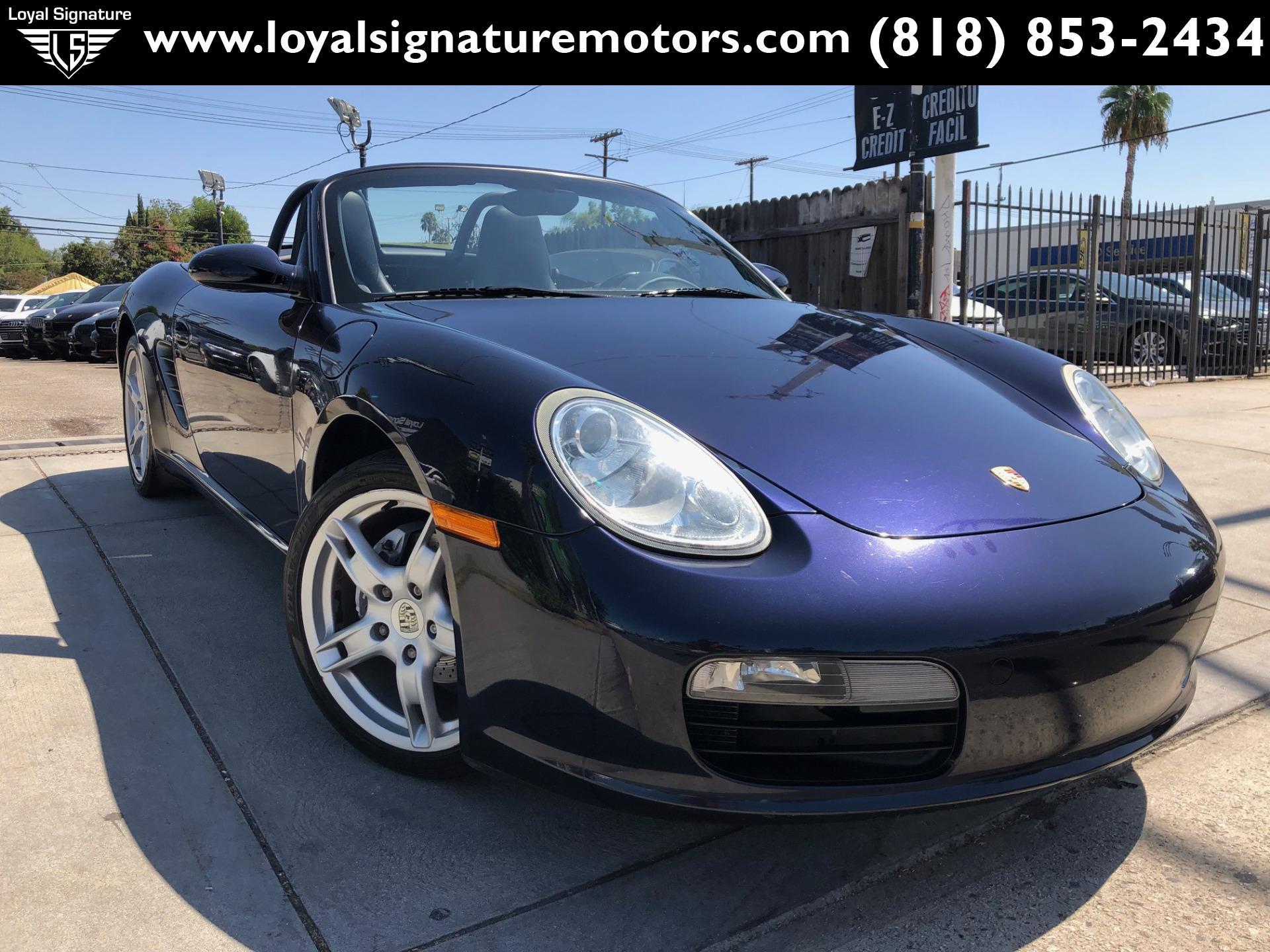 Used 2005 Porsche Boxster  | Van Nuys, CA