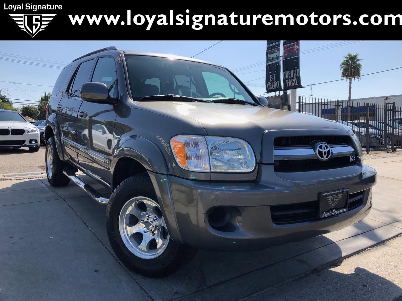 Used 2005 Toyota Sequoia SR5 | Van Nuys, CA