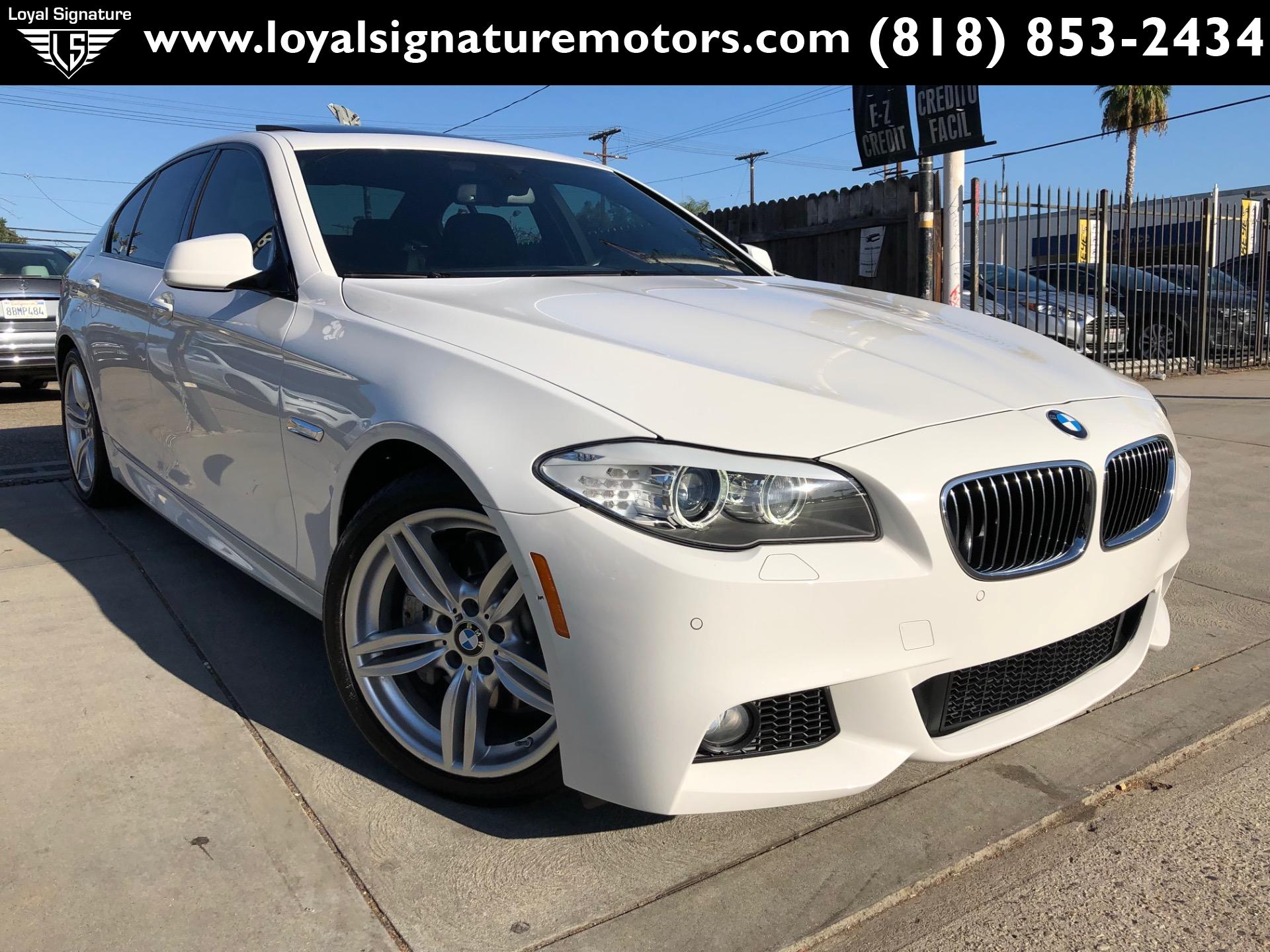 Used 2012 BMW 5 Series 535i | Van Nuys, CA