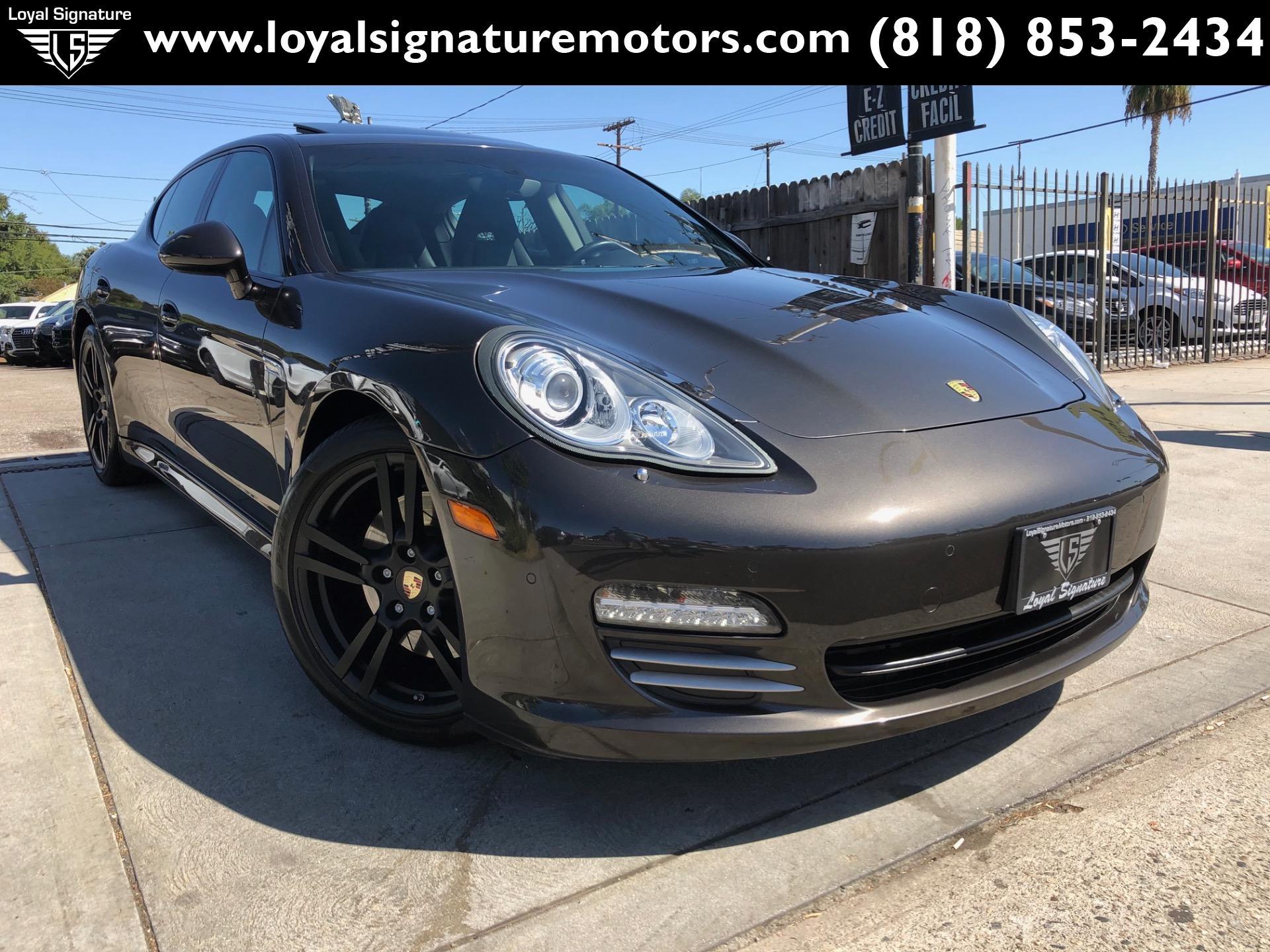 Used 2012 Porsche Panamera 4   Van Nuys, CA