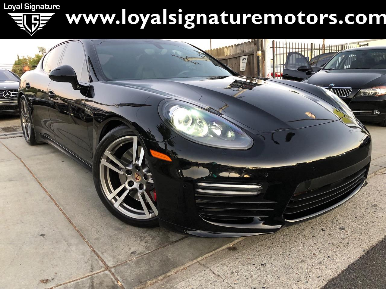 Used 2014 Porsche Panamera GTS | Van Nuys, CA