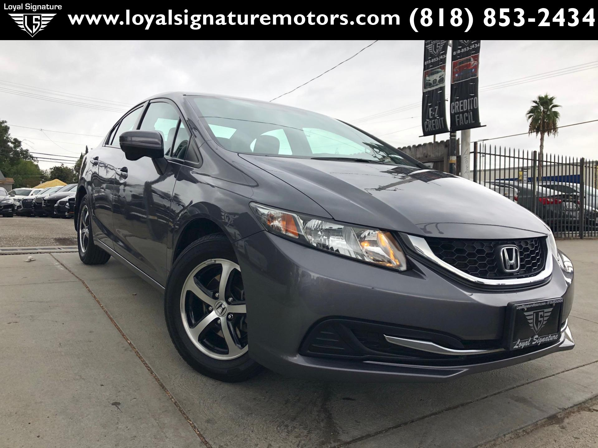 Used 2015 Honda Civic SE | Van Nuys, CA