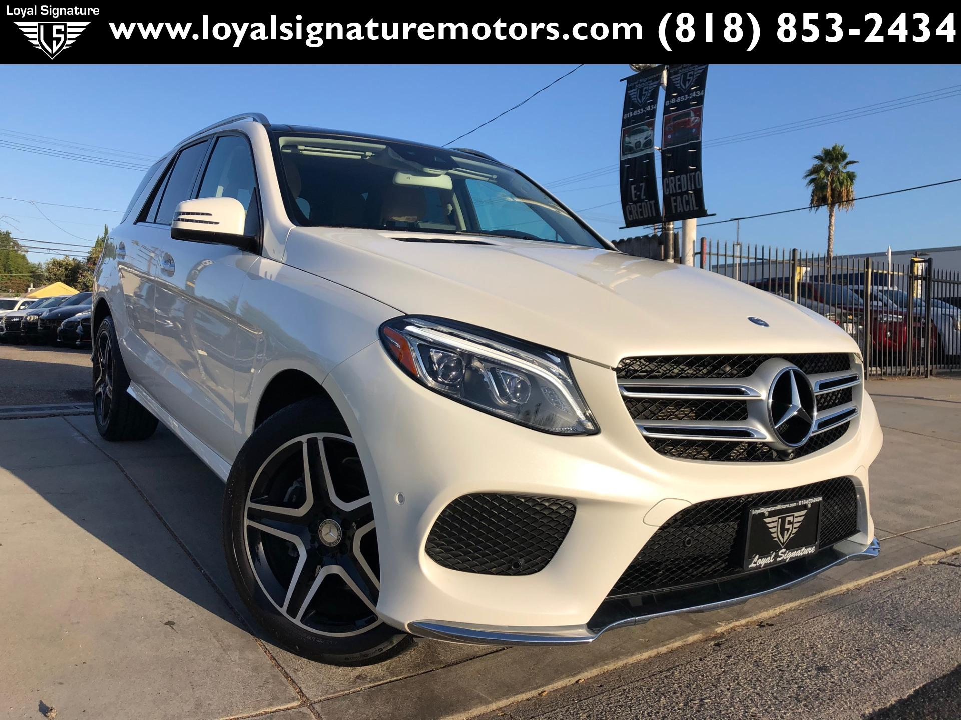 Used 2016 Mercedes-Benz GLE GLE 400 4MATIC | Van Nuys, CA