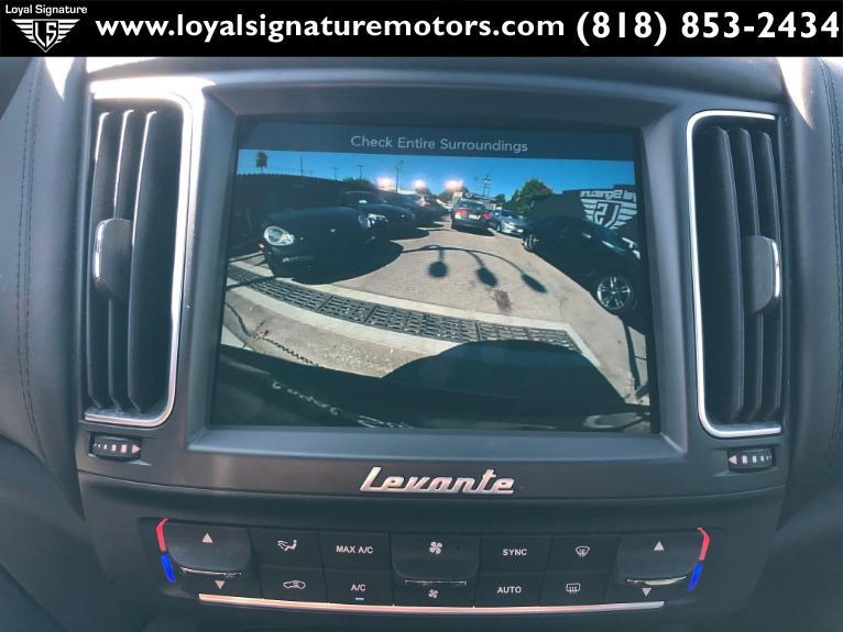 Used-2018-Maserati-Levante-GranLusso