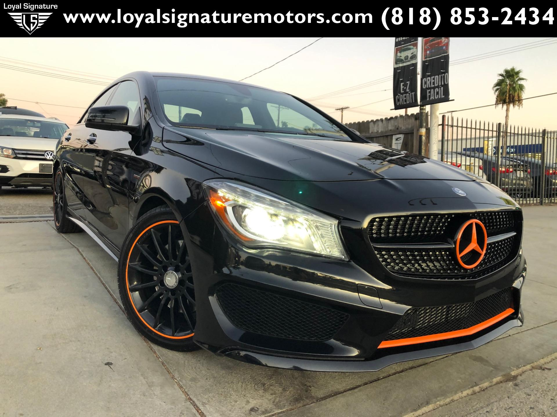 Used 2016 Mercedes-Benz CLA CLA 250 4MATIC | Van Nuys, CA
