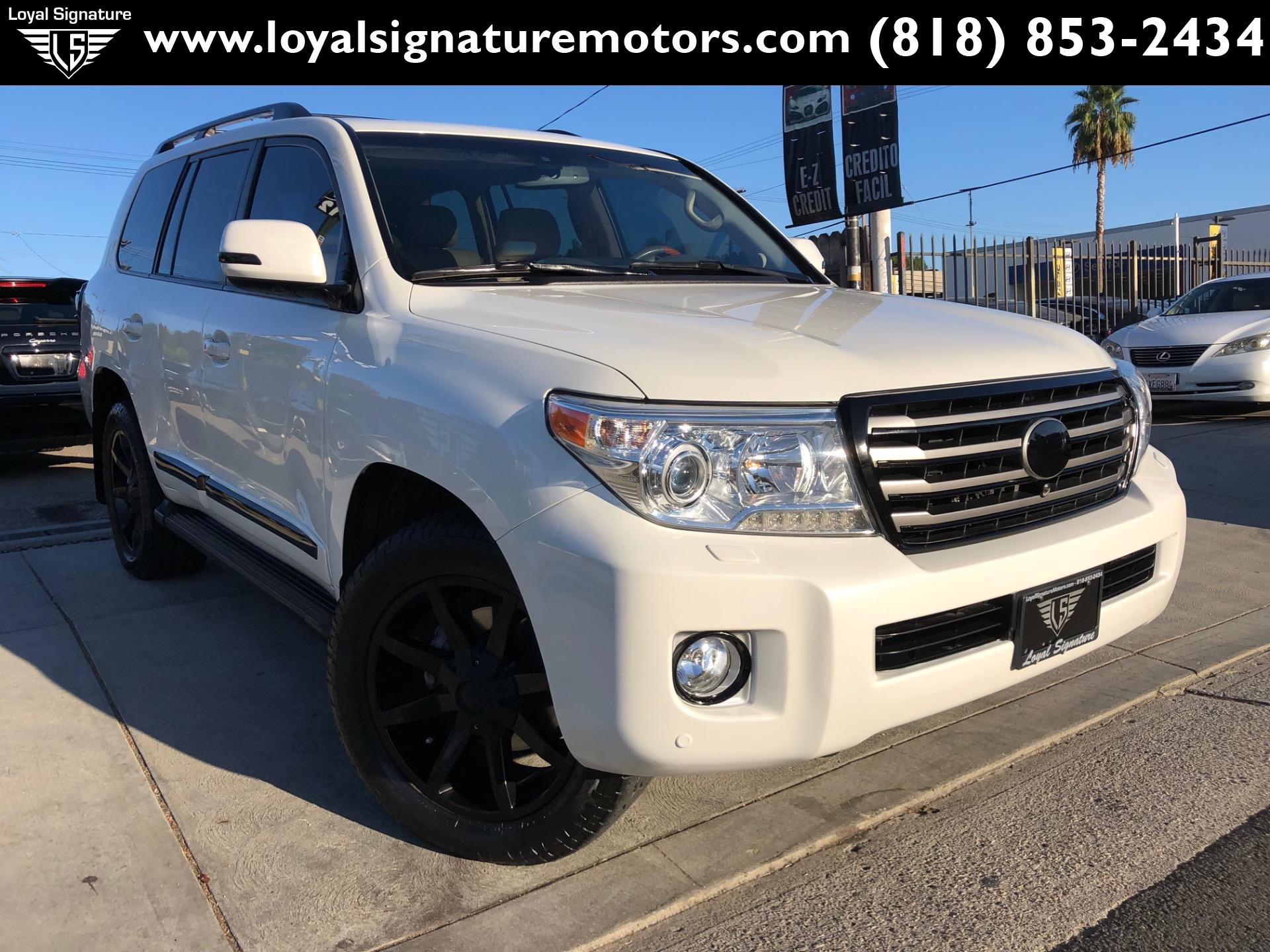 Used 2014 Toyota Land Cruiser  | Van Nuys, CA