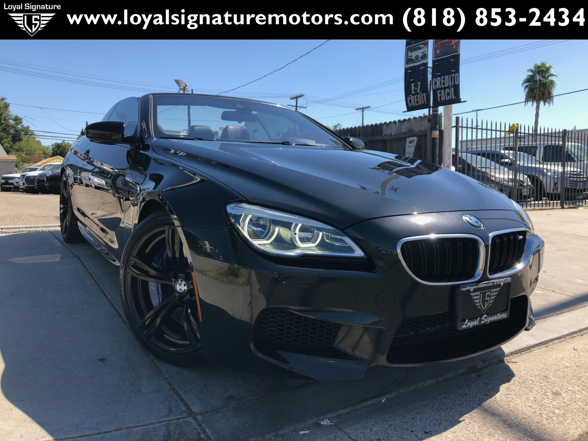 Used 2016 BMW M6  | Van Nuys, CA