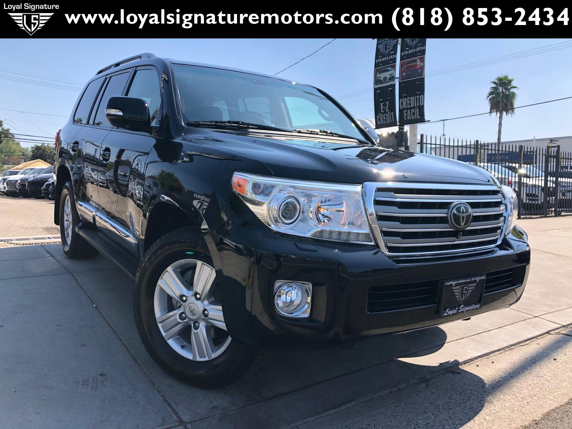 Used 2013 Toyota Land Cruiser  | Van Nuys, CA