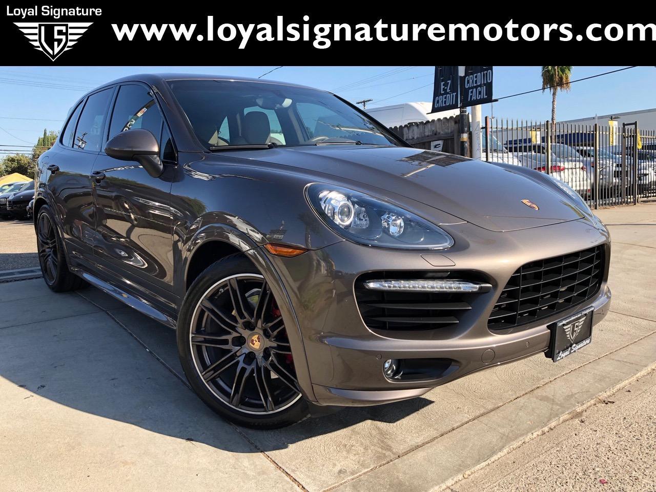 Used 2013 Porsche Cayenne Gts For Sale 34 495 Loyal Signature Motors Inc Stock 2019299