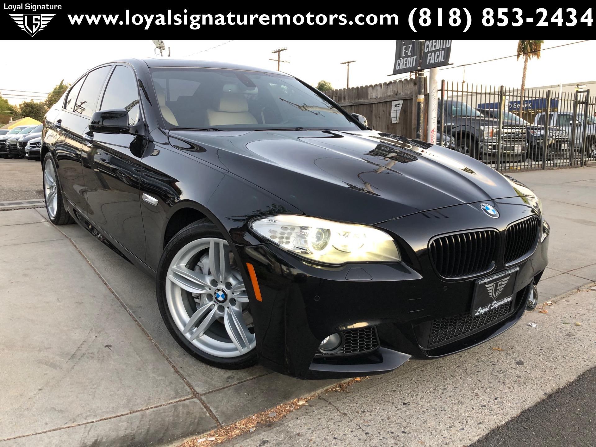 Used 2012 BMW 5 Series 535i | Van Nuys, CA