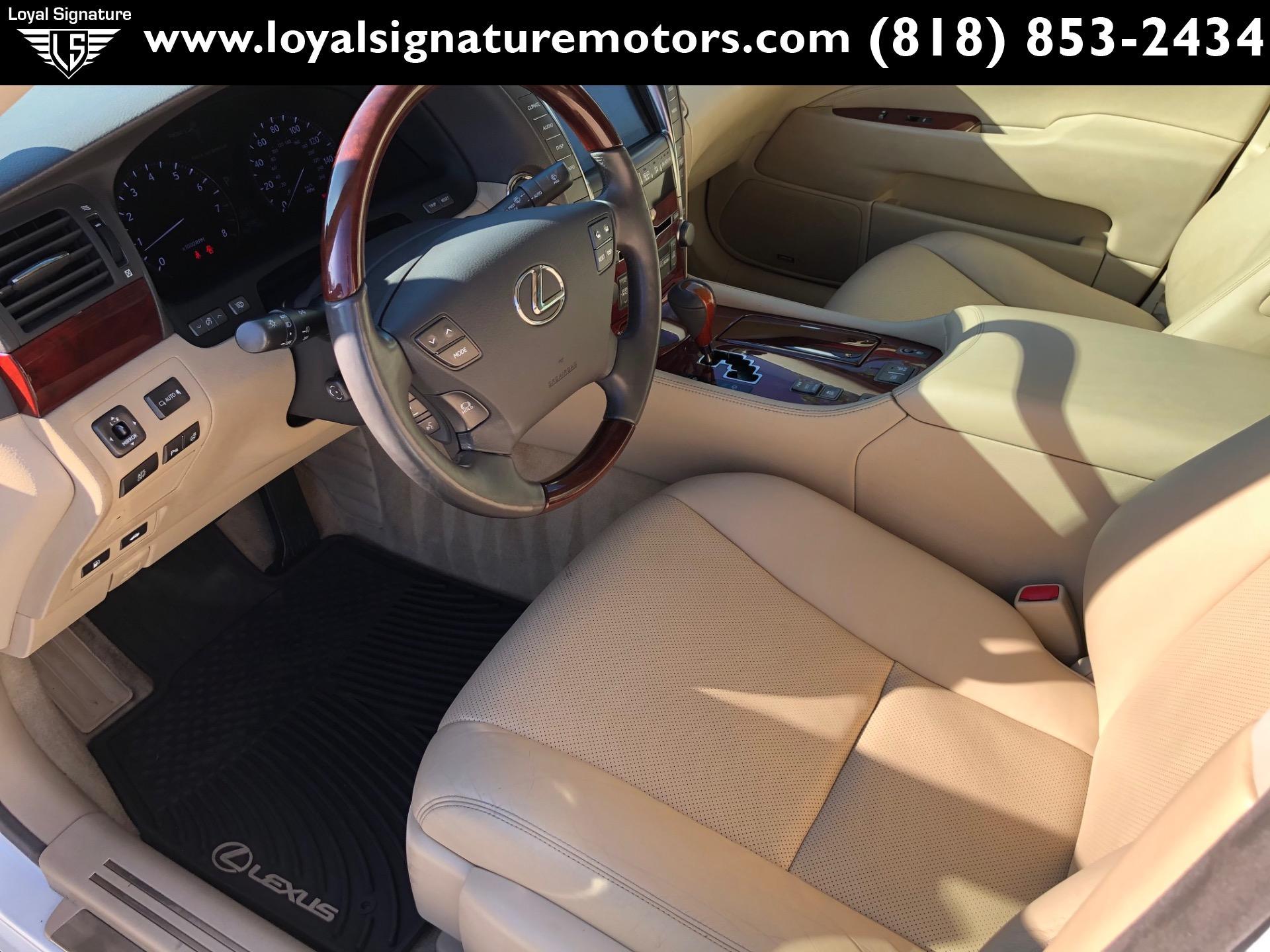Used-2007-Lexus-LS-460