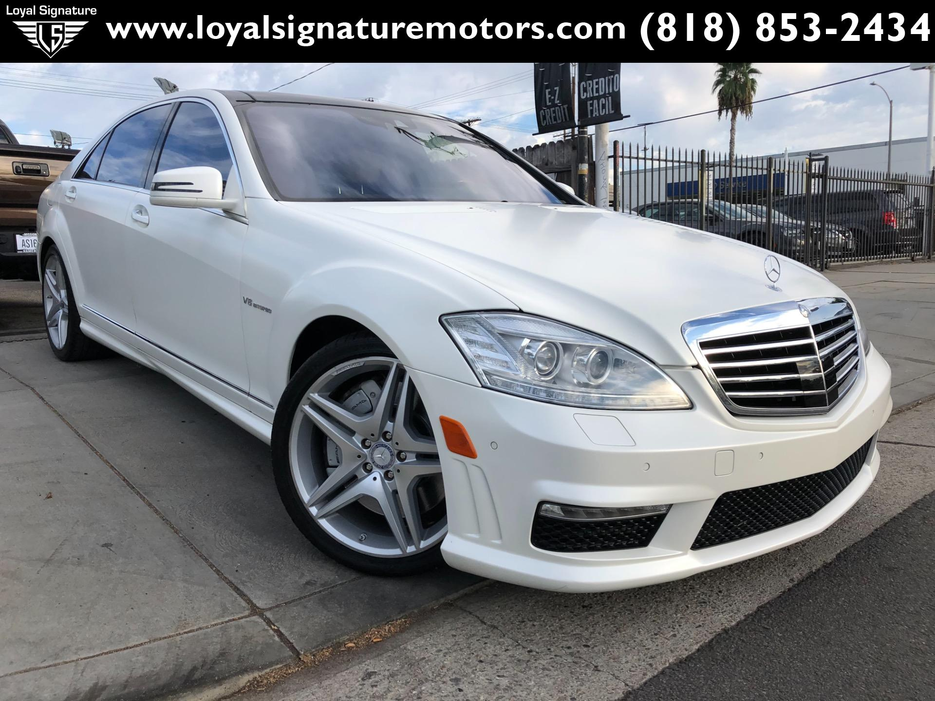 Used 2011 Mercedes-Benz S-Class S 63 AMG | Van Nuys, CA