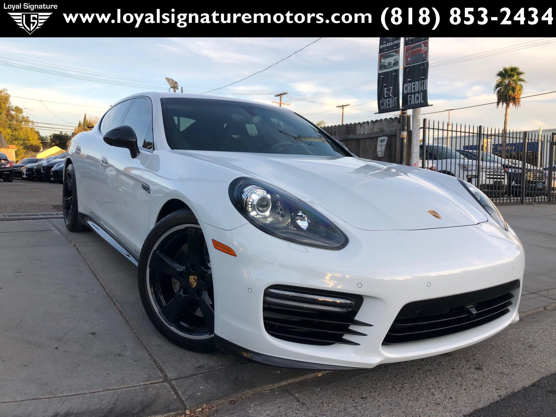 Used 2016 Porsche Panamera GTS | Van Nuys, CA