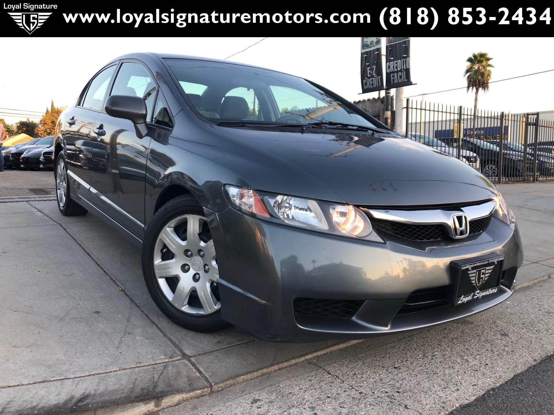 Used 2010 Honda Civic LX | Van Nuys, CA