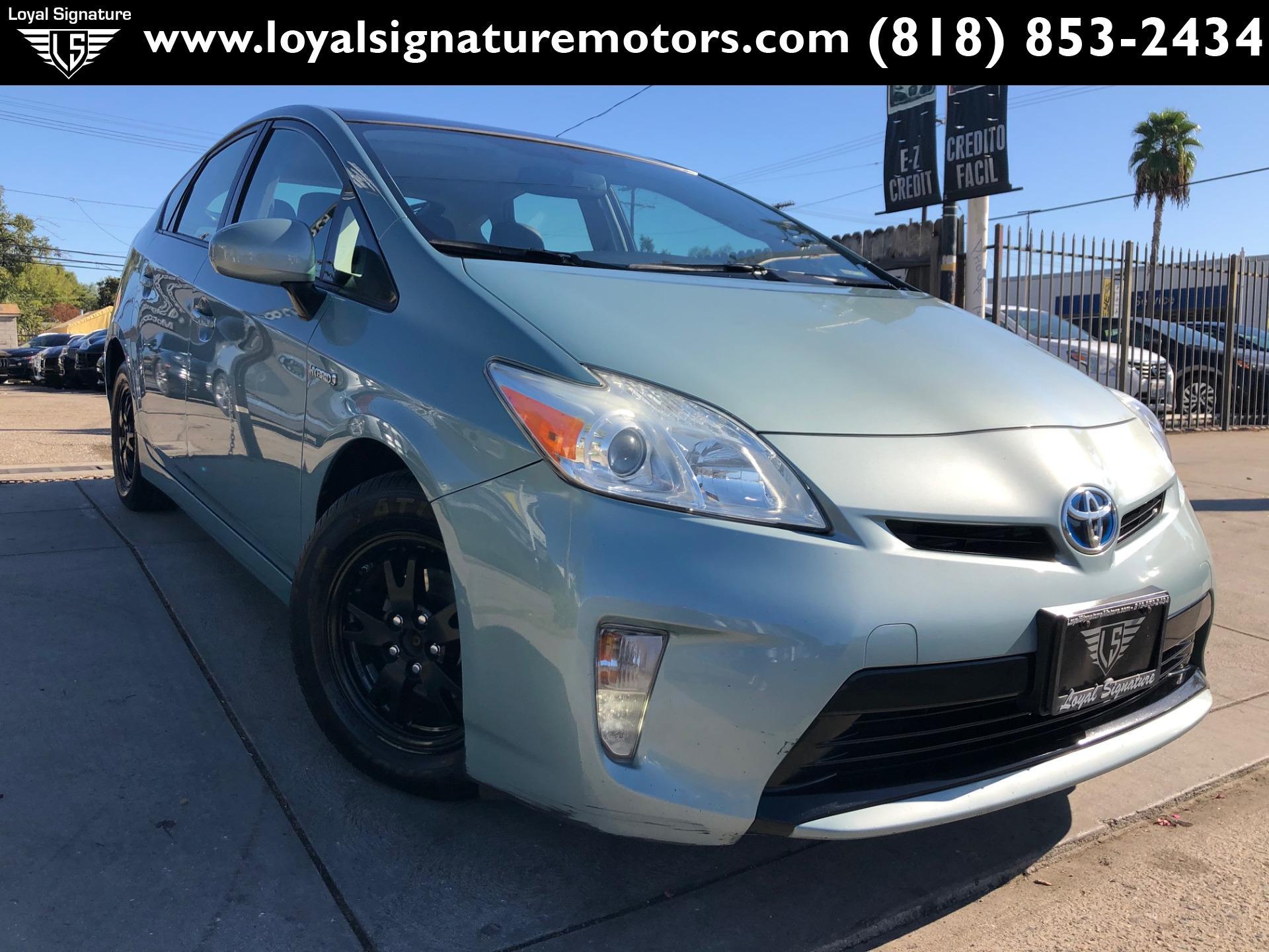 Used 2012 Toyota Prius Four | Van Nuys, CA