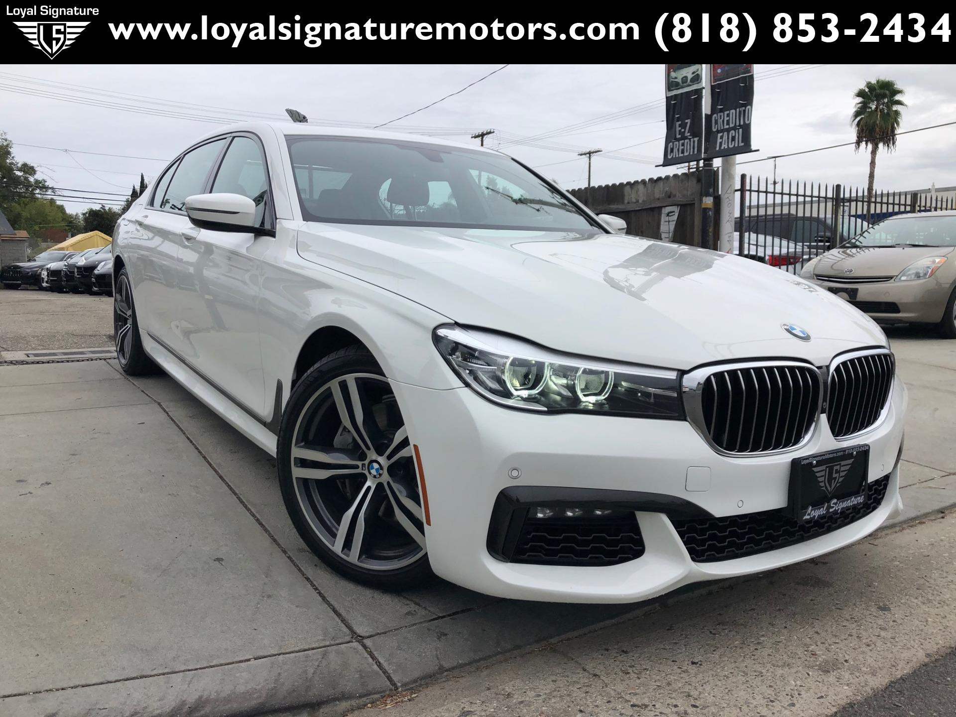 Used 2016 BMW 7 Series 740i | Van Nuys, CA