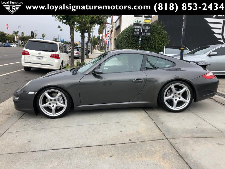 Used-2007-Porsche-911-Carrera
