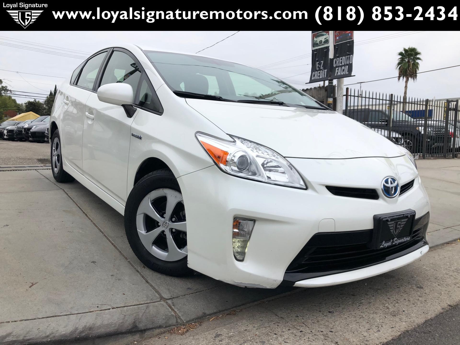 Used 2014 Toyota Prius Four | Van Nuys, CA