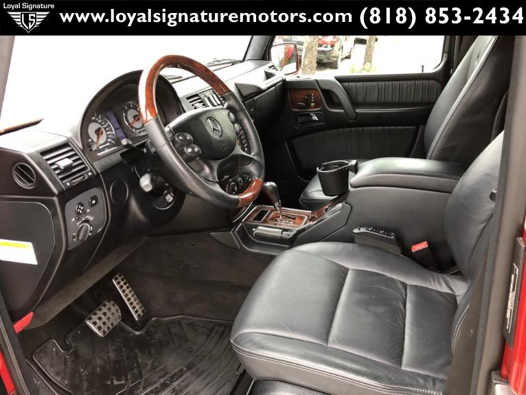 Used-2009-Mercedes-Benz-G-Class-G-55-AMG