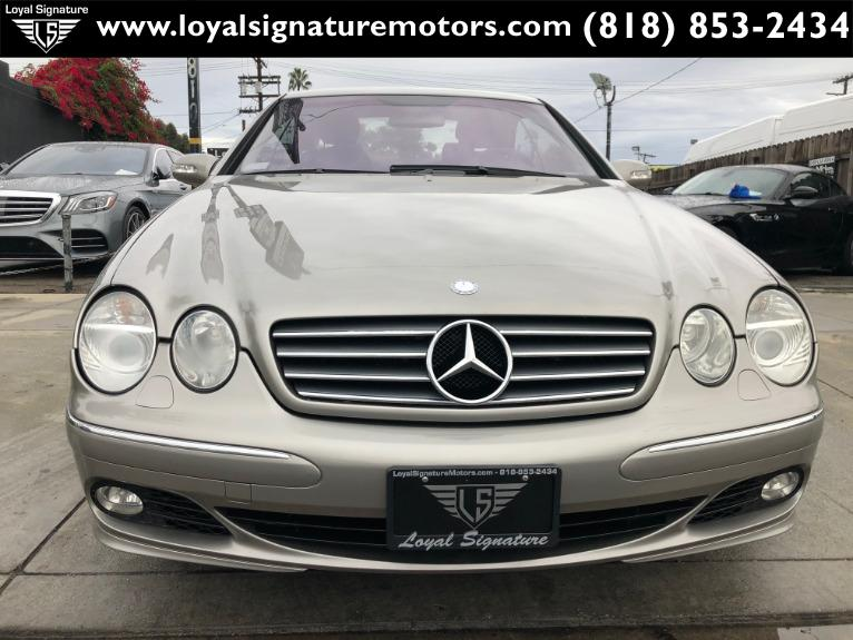 Used-2004-Mercedes-Benz-CL-Class-CL-500