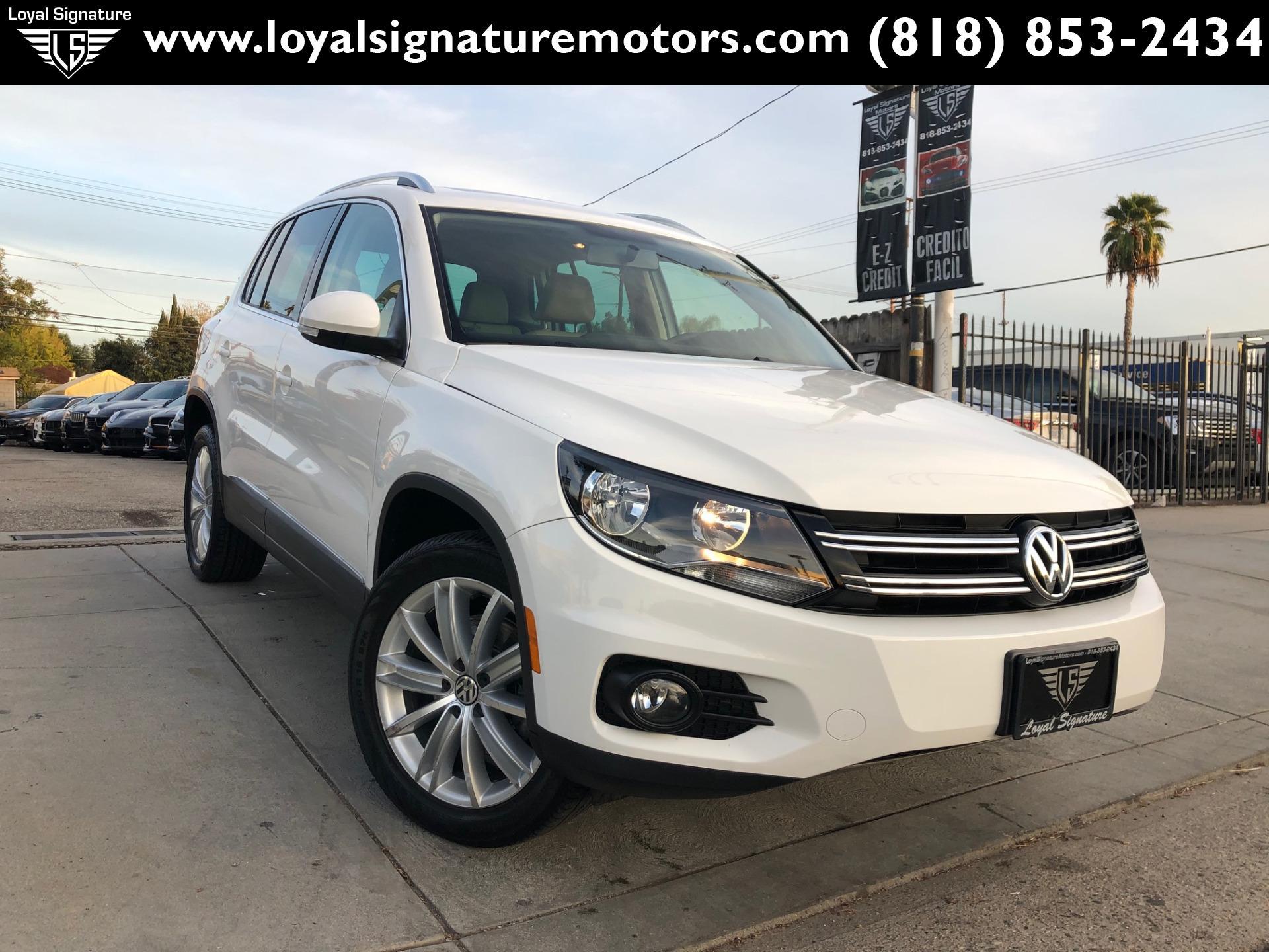 Used 2013 Volkswagen Tiguan SEL | Van Nuys, CA
