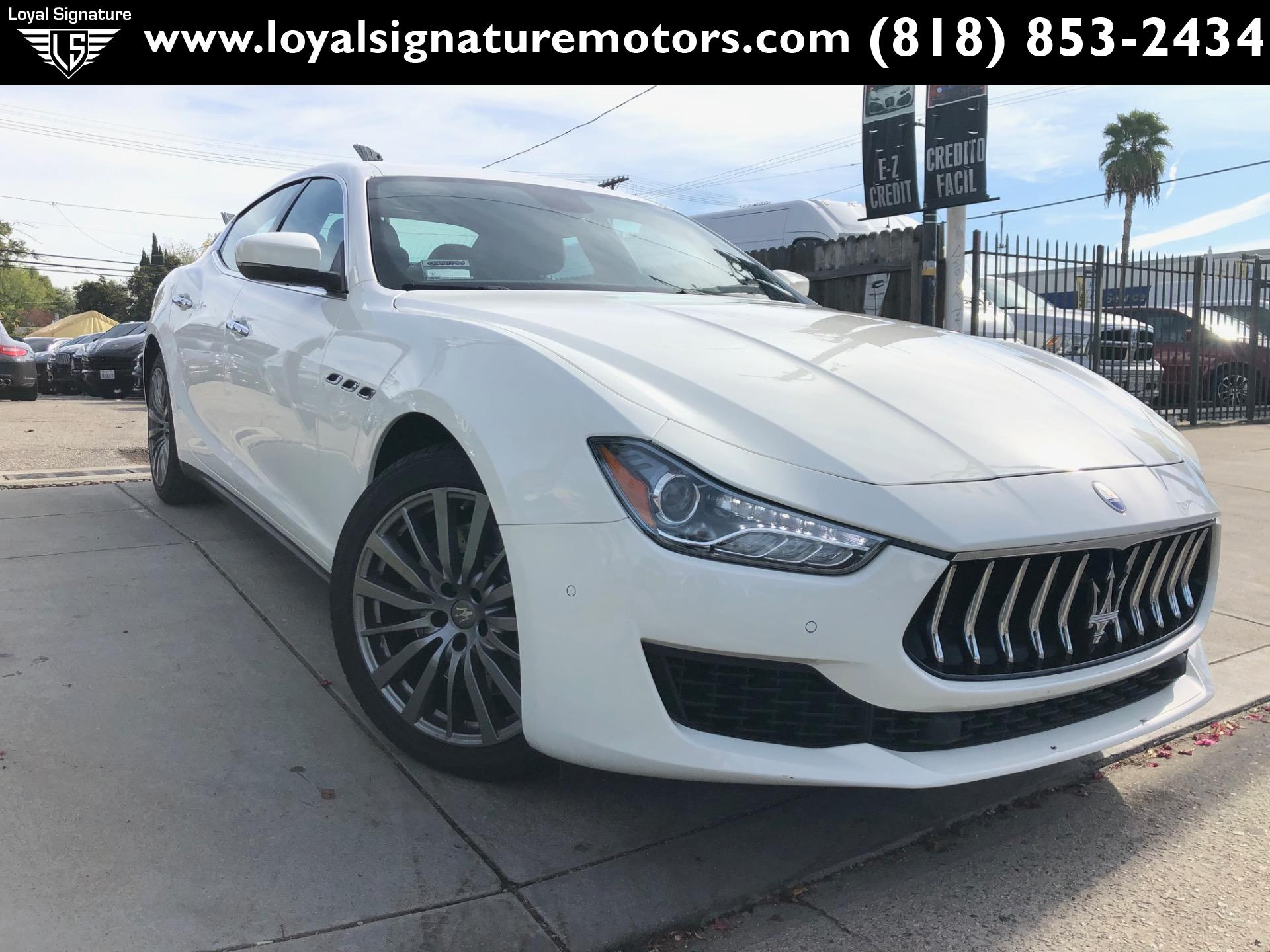 Used 2018 Maserati Ghibli S | Van Nuys, CA