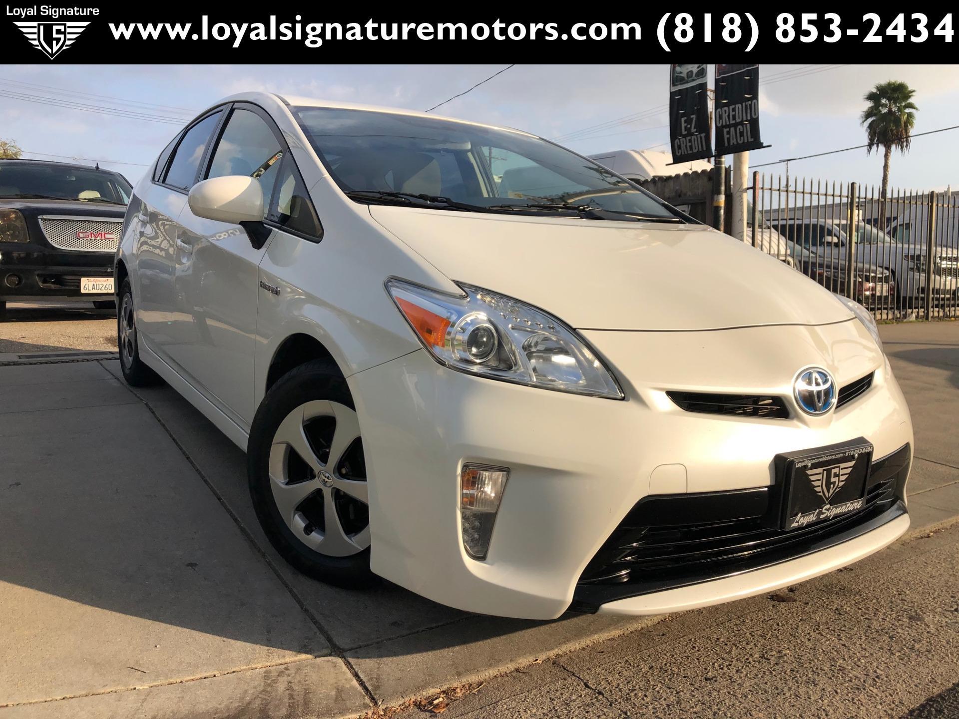Used 2012 Toyota Prius Two | Van Nuys, CA
