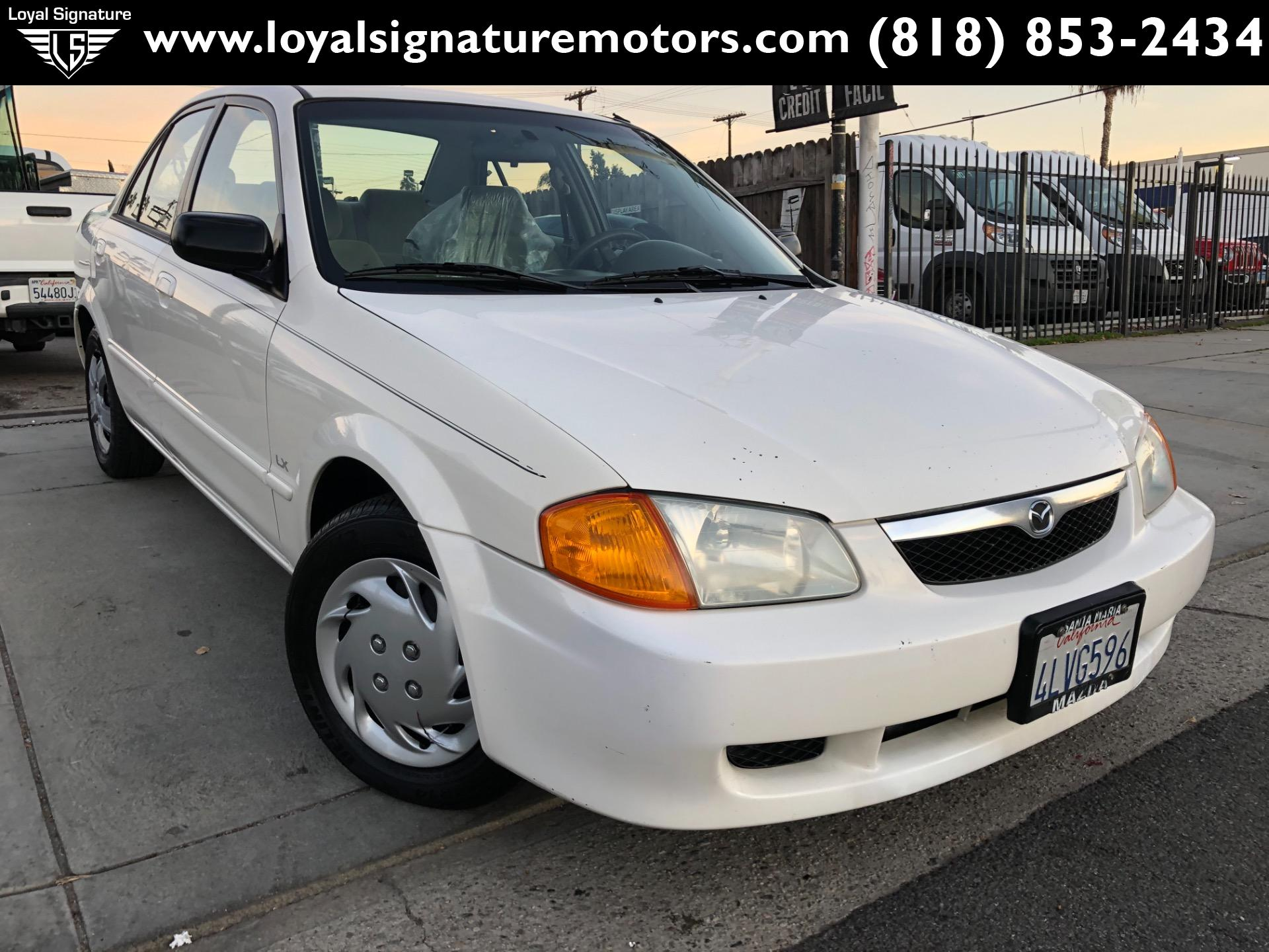 Used 2000 Mazda Protege LX | Van Nuys, CA