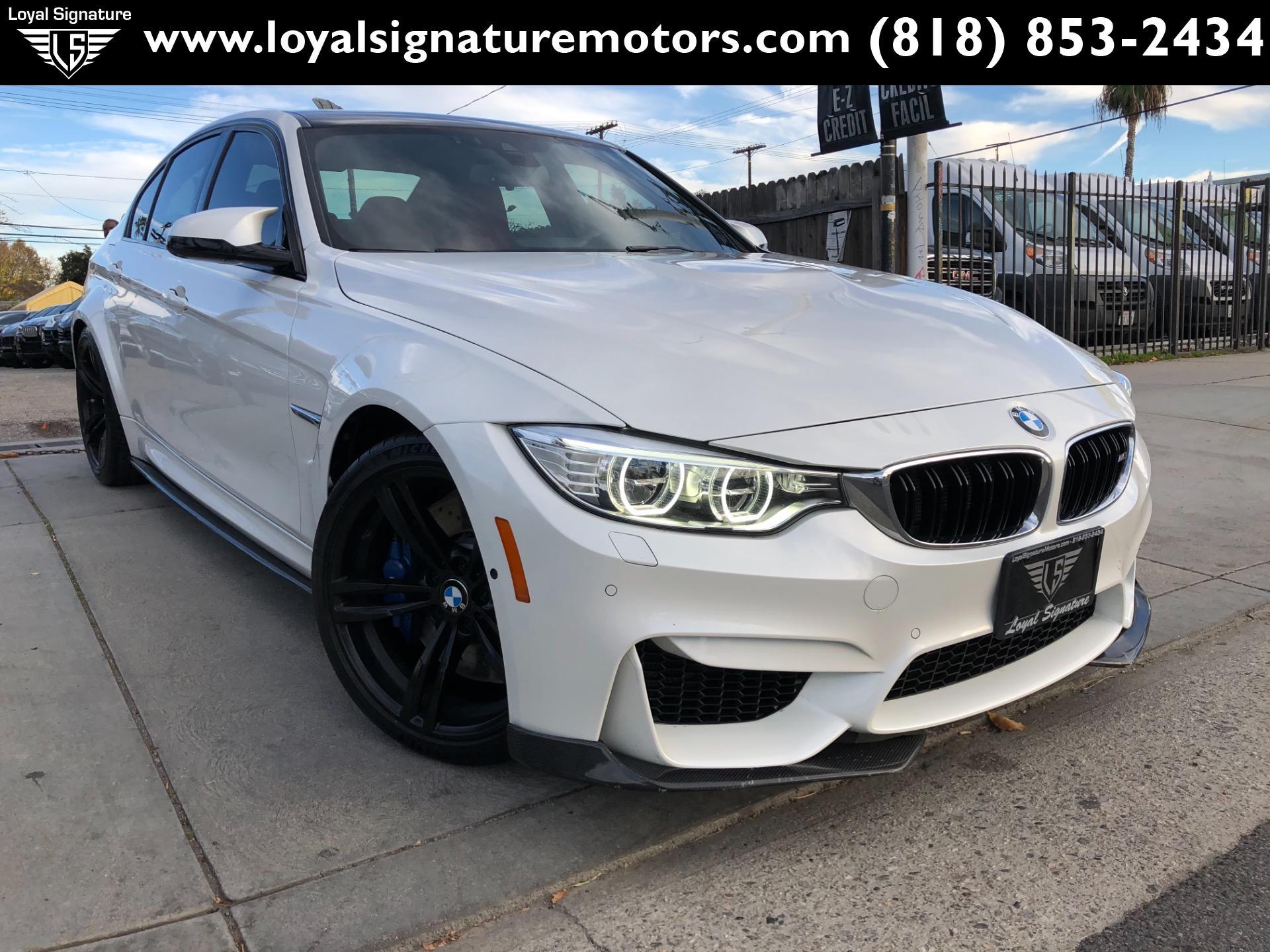 Used 2015 BMW M3  | Van Nuys, CA