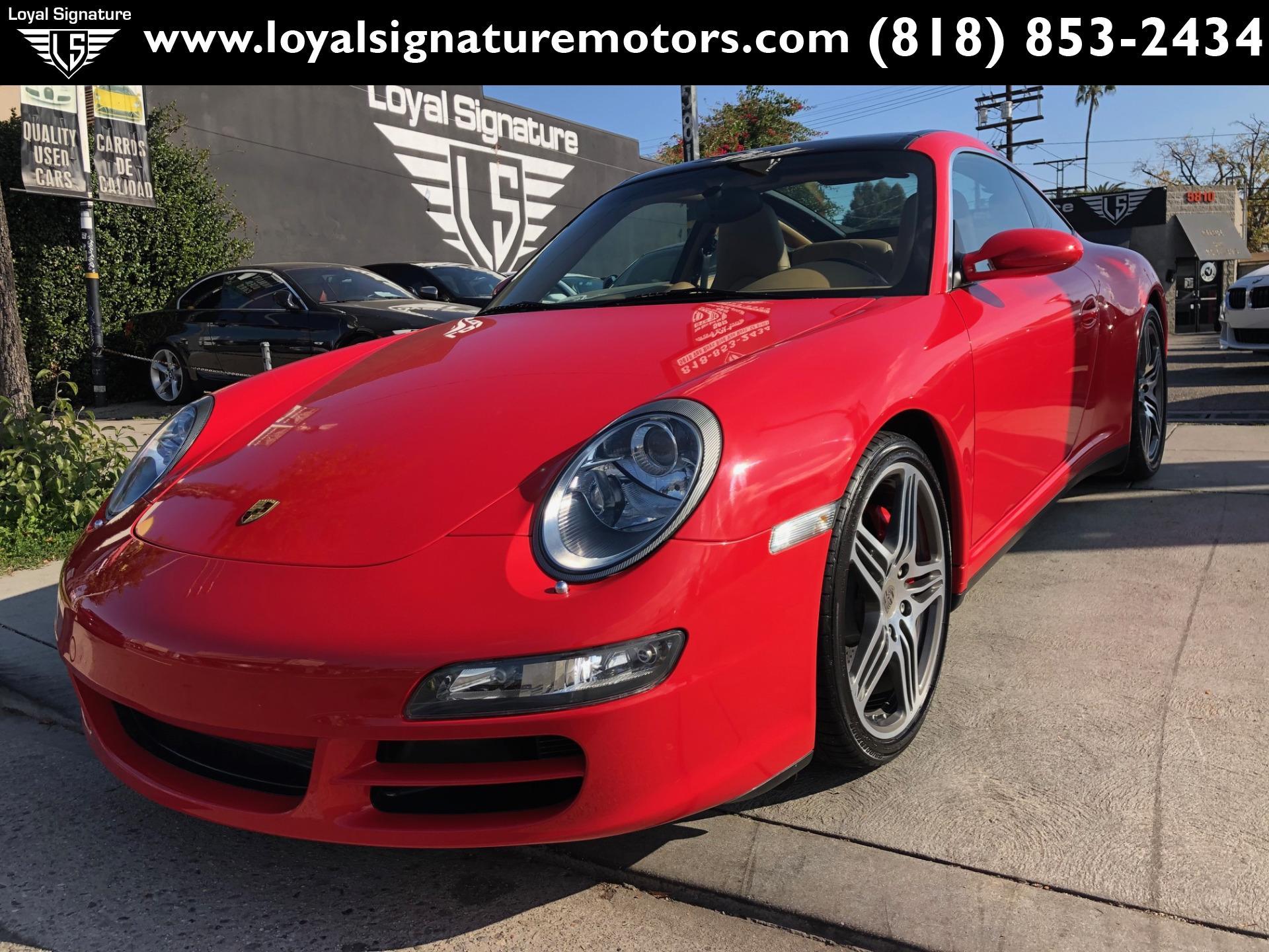 Used-2008-Porsche-911-Targa-4S