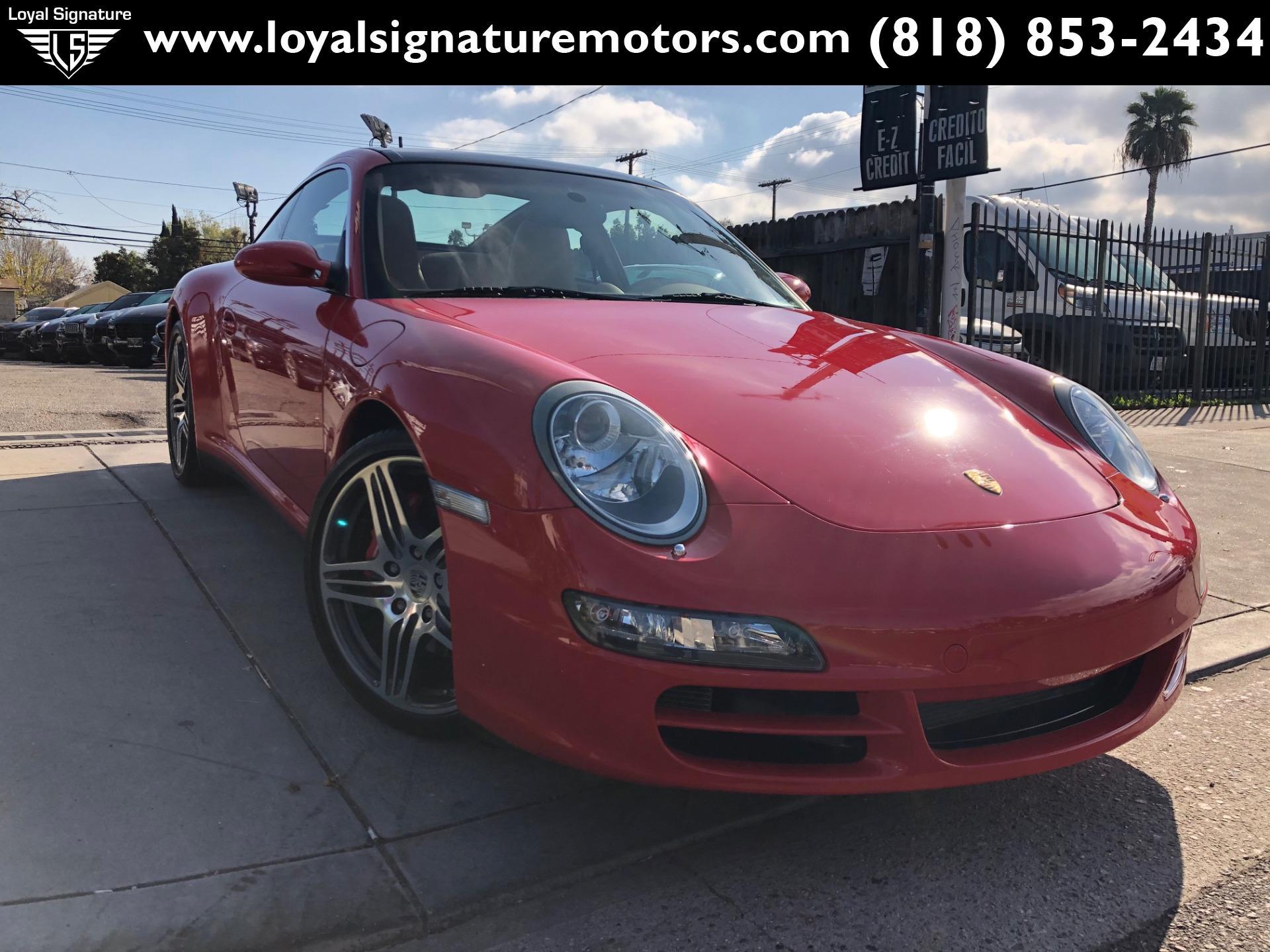 Used 2008 Porsche 911 Targa 4S | Van Nuys, CA