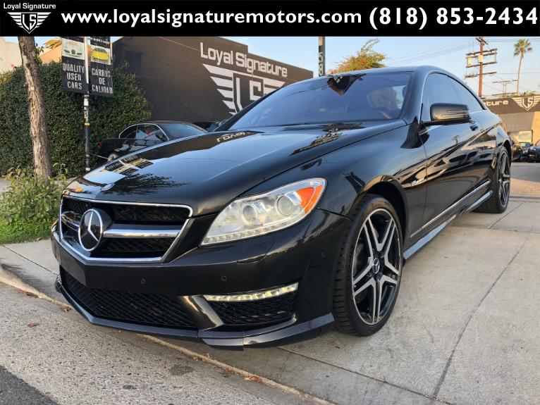 Used-2013-Mercedes-Benz-CL-Class-CL-63-AMG