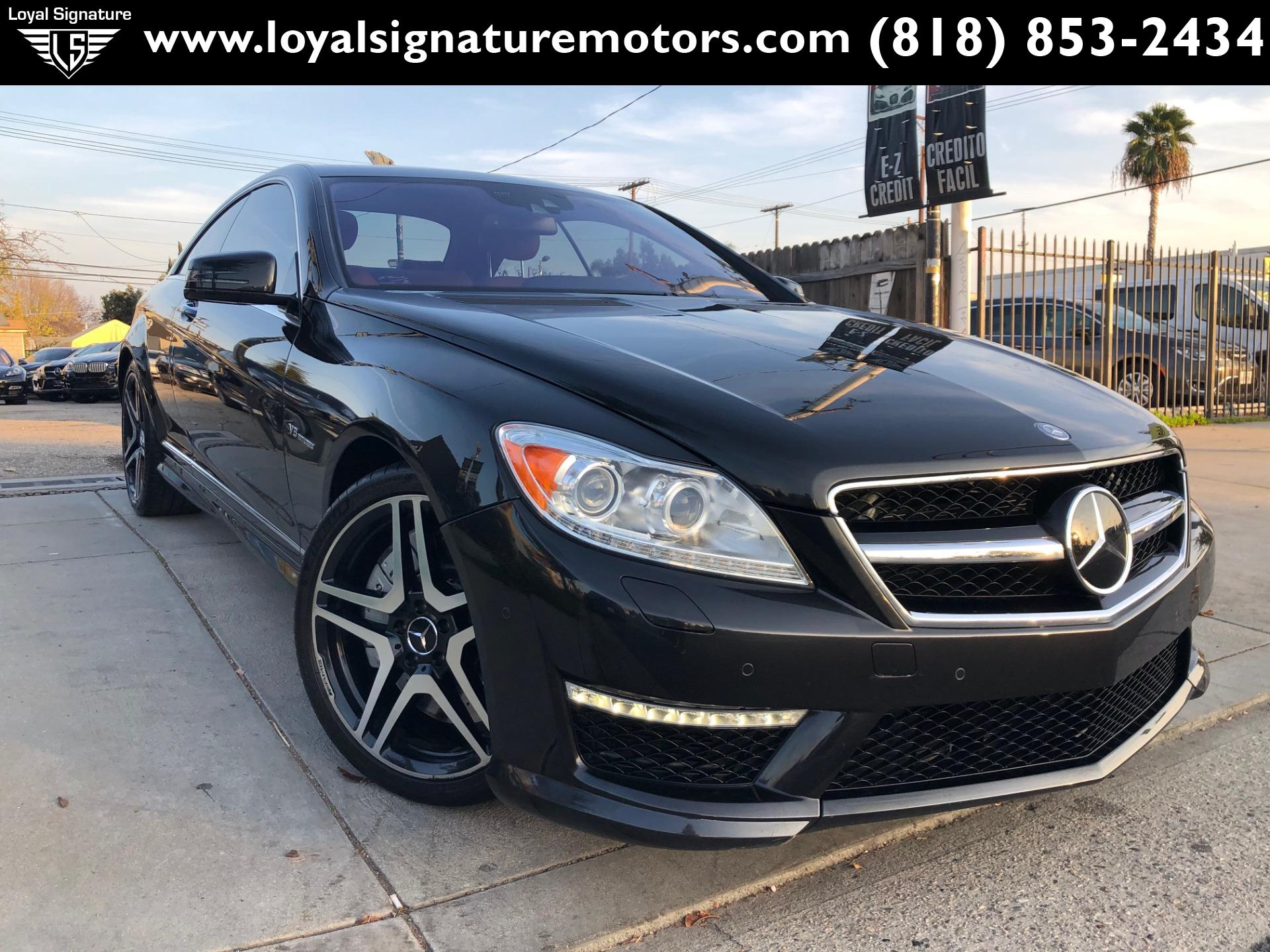 Used 2013 Mercedes-Benz CL-Class CL 63 AMG   Van Nuys, CA