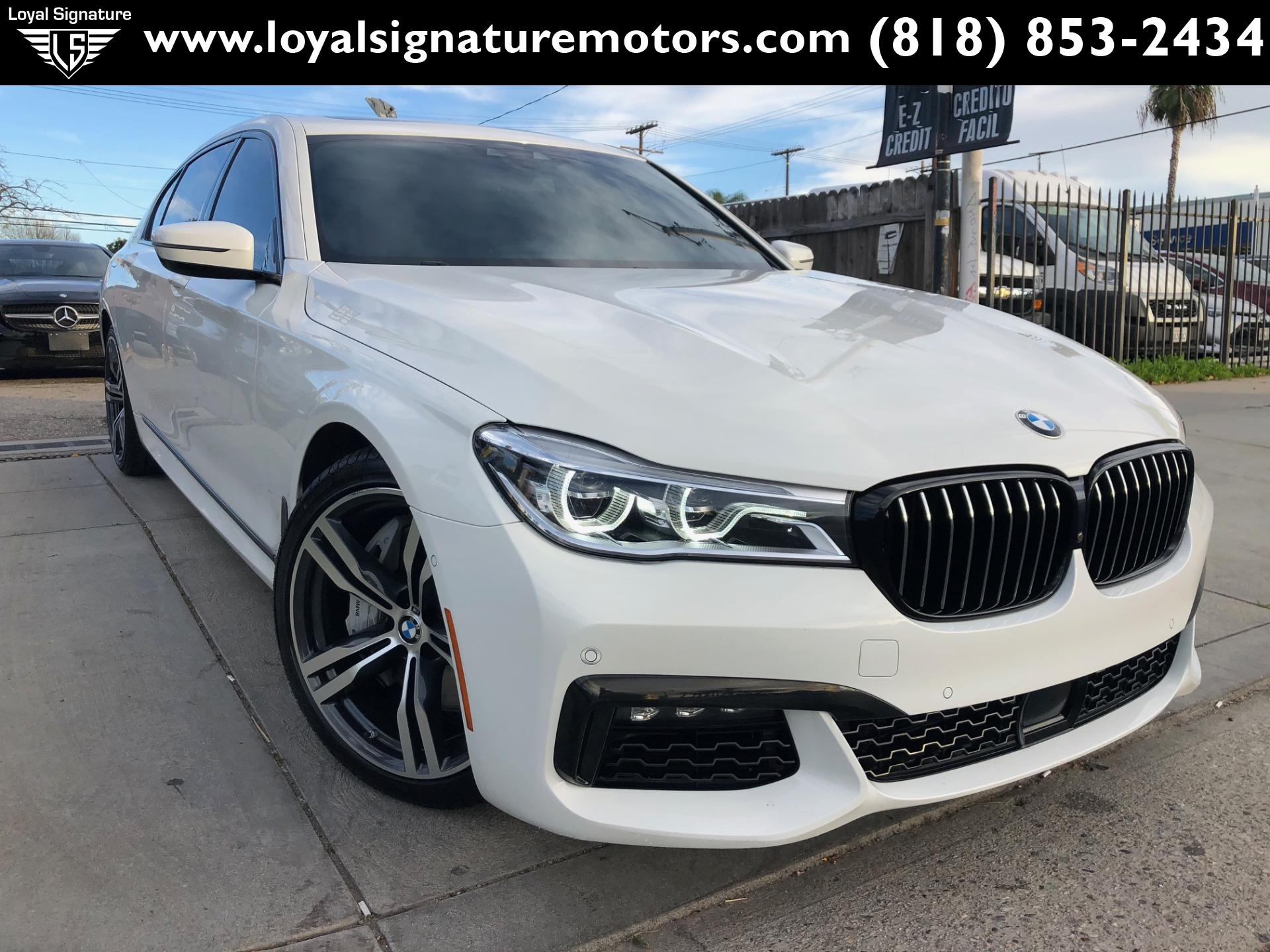 Used 2019 BMW 7 Series 750i | Van Nuys, CA