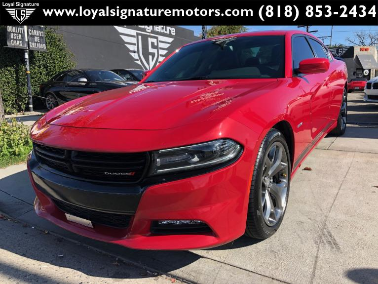 Used-2015-Dodge-Charger-R/T