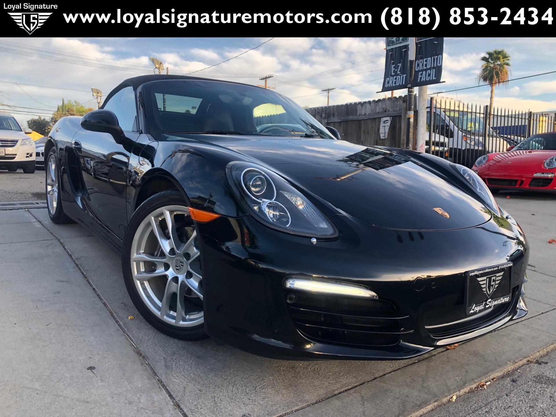 Used 2013 Porsche Boxster  | Van Nuys, CA