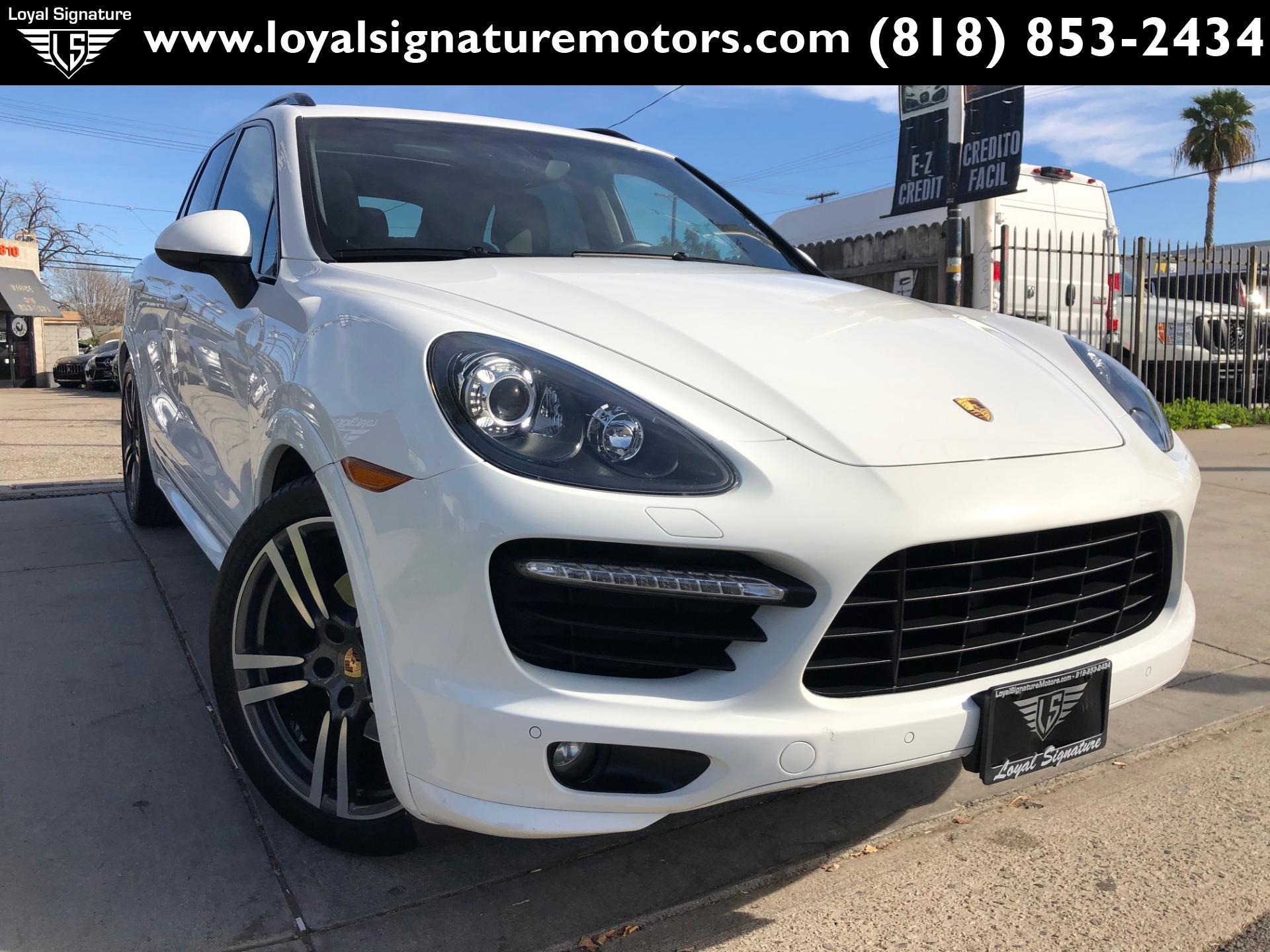 Used 2013 Porsche Cayenne GTS | Van Nuys, CA