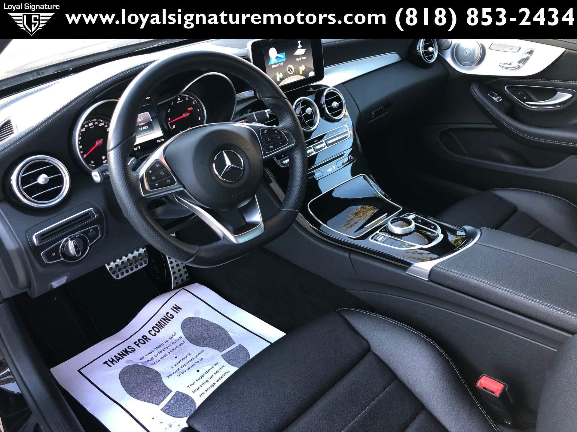 Used-2017-Mercedes-Benz-C-Class-C-300