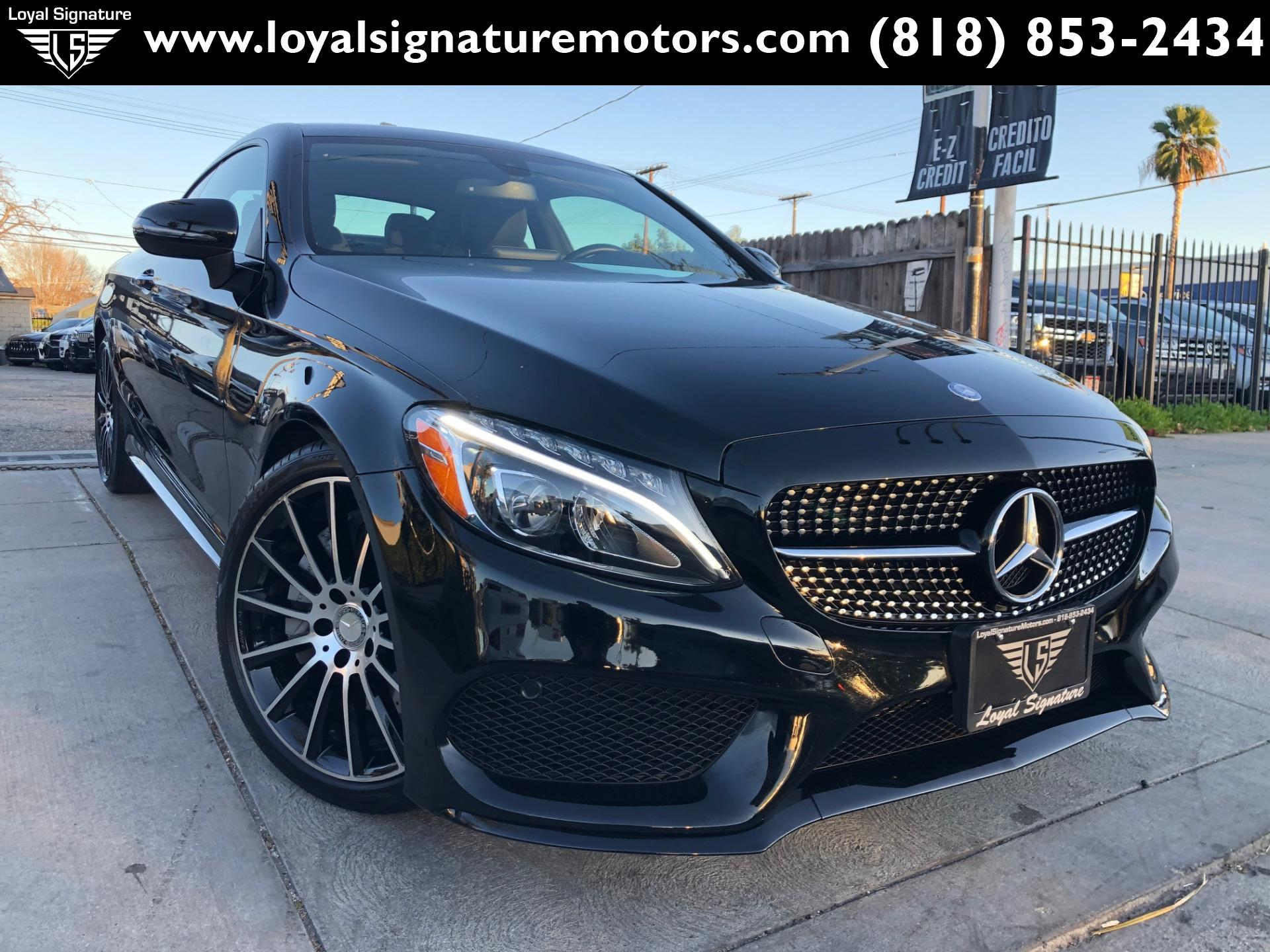 Used 2017 Mercedes-Benz C-Class C 300 For Sale ($29,995) | Loyal Signature Motors Inc Stock #202035