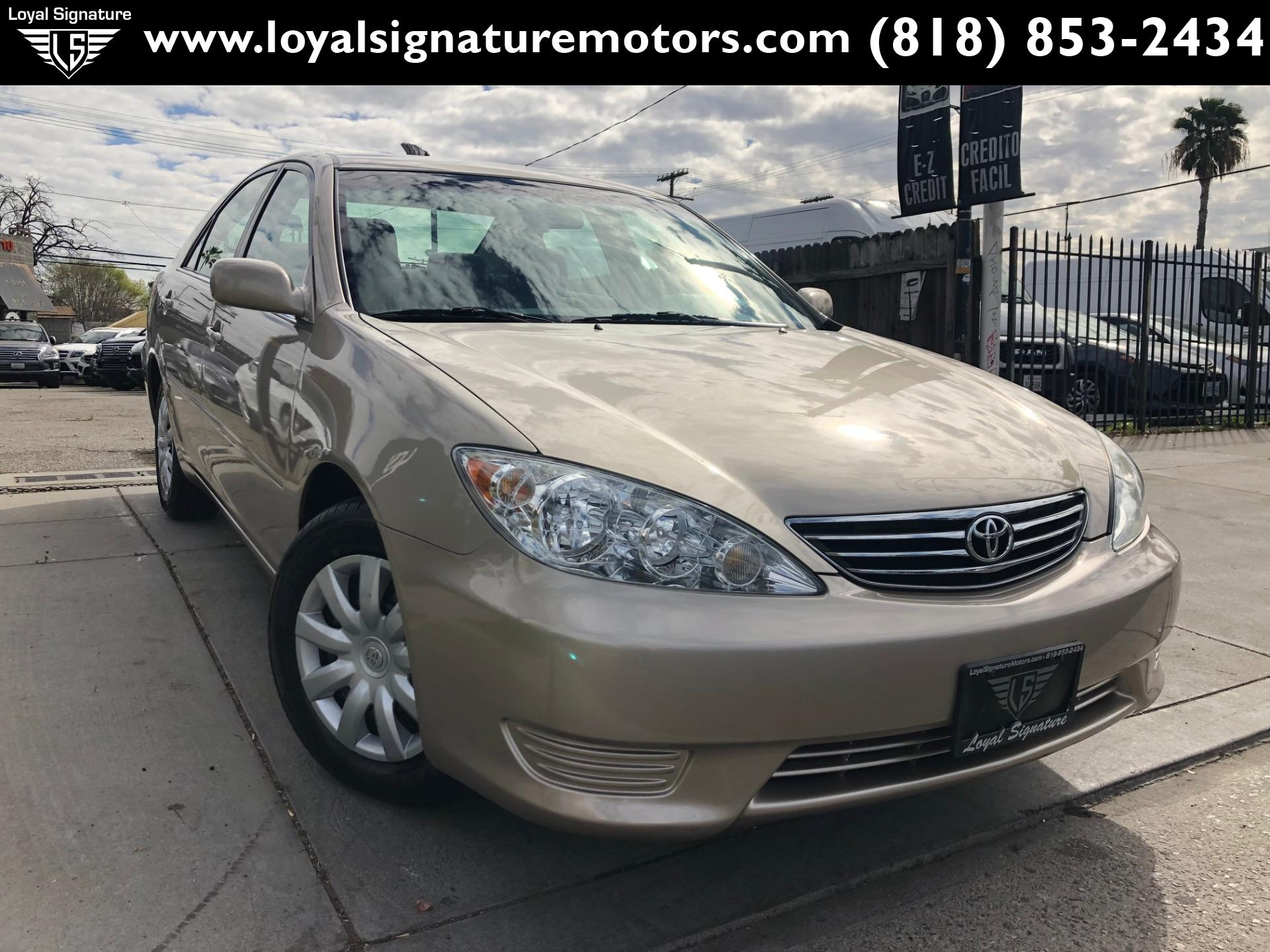 Used 2005 Toyota Camry LE | Van Nuys, CA