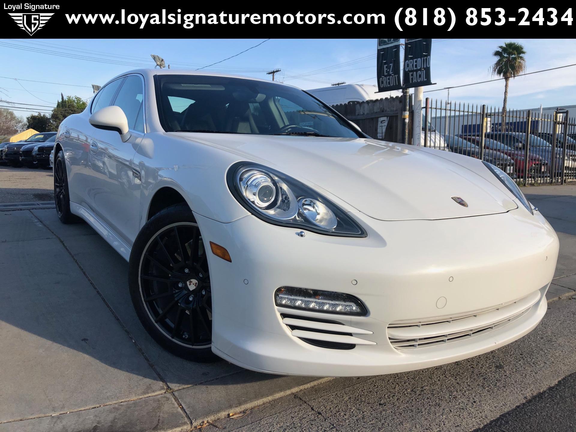 Used 2011 Porsche Panamera 4S   Van Nuys, CA