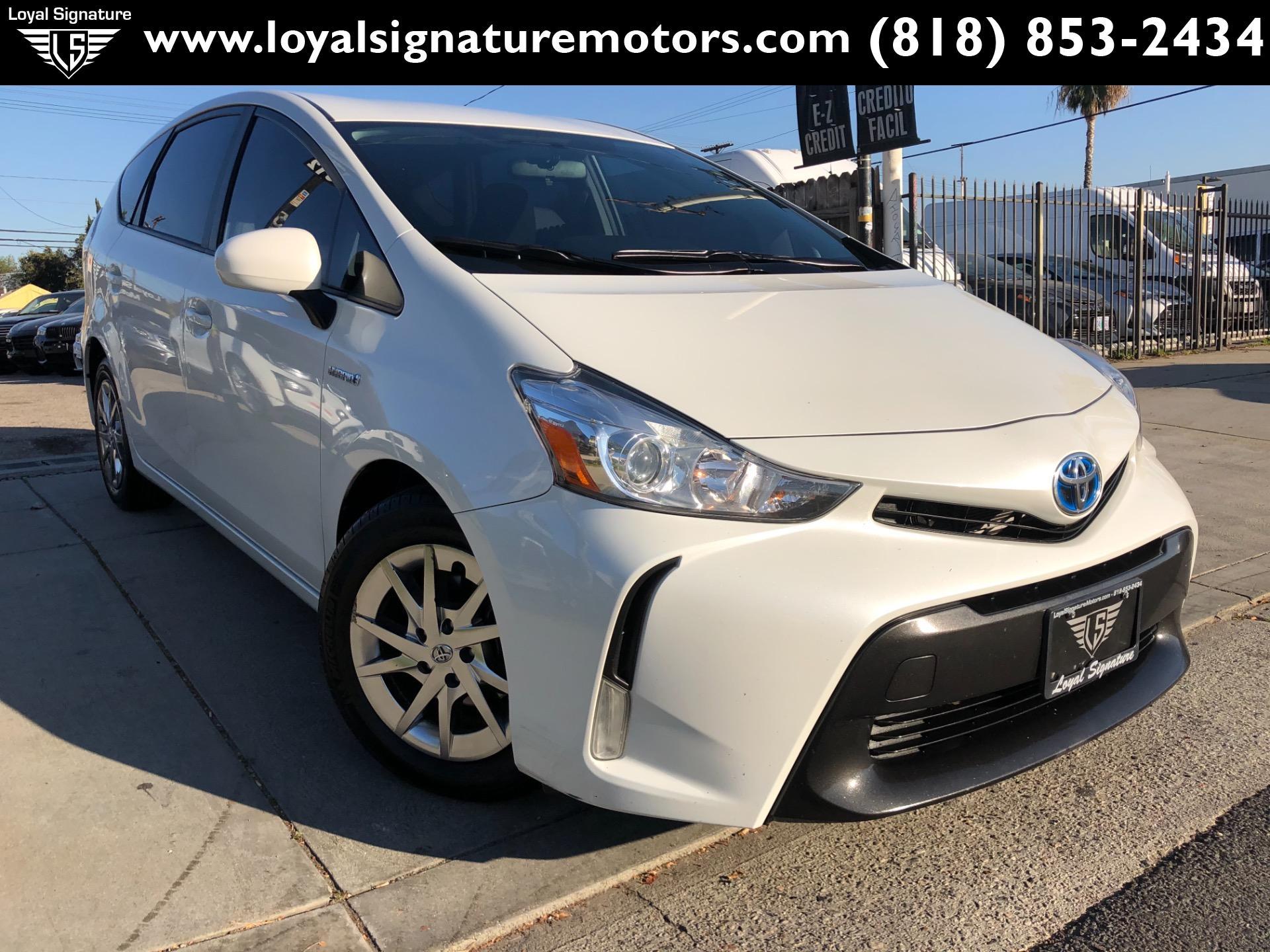 Used 2015 Toyota Prius v Three   Van Nuys, CA