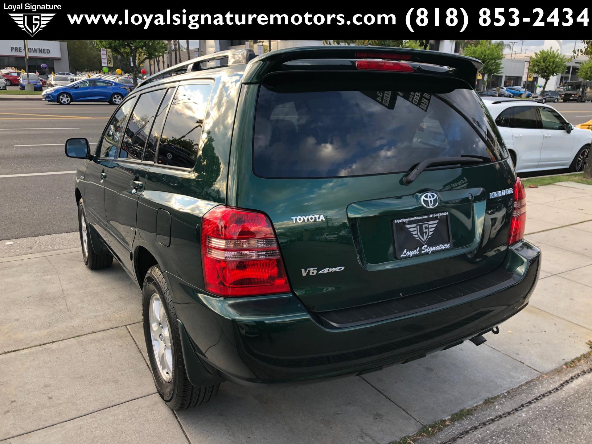 Used-2001-Toyota-Highlander