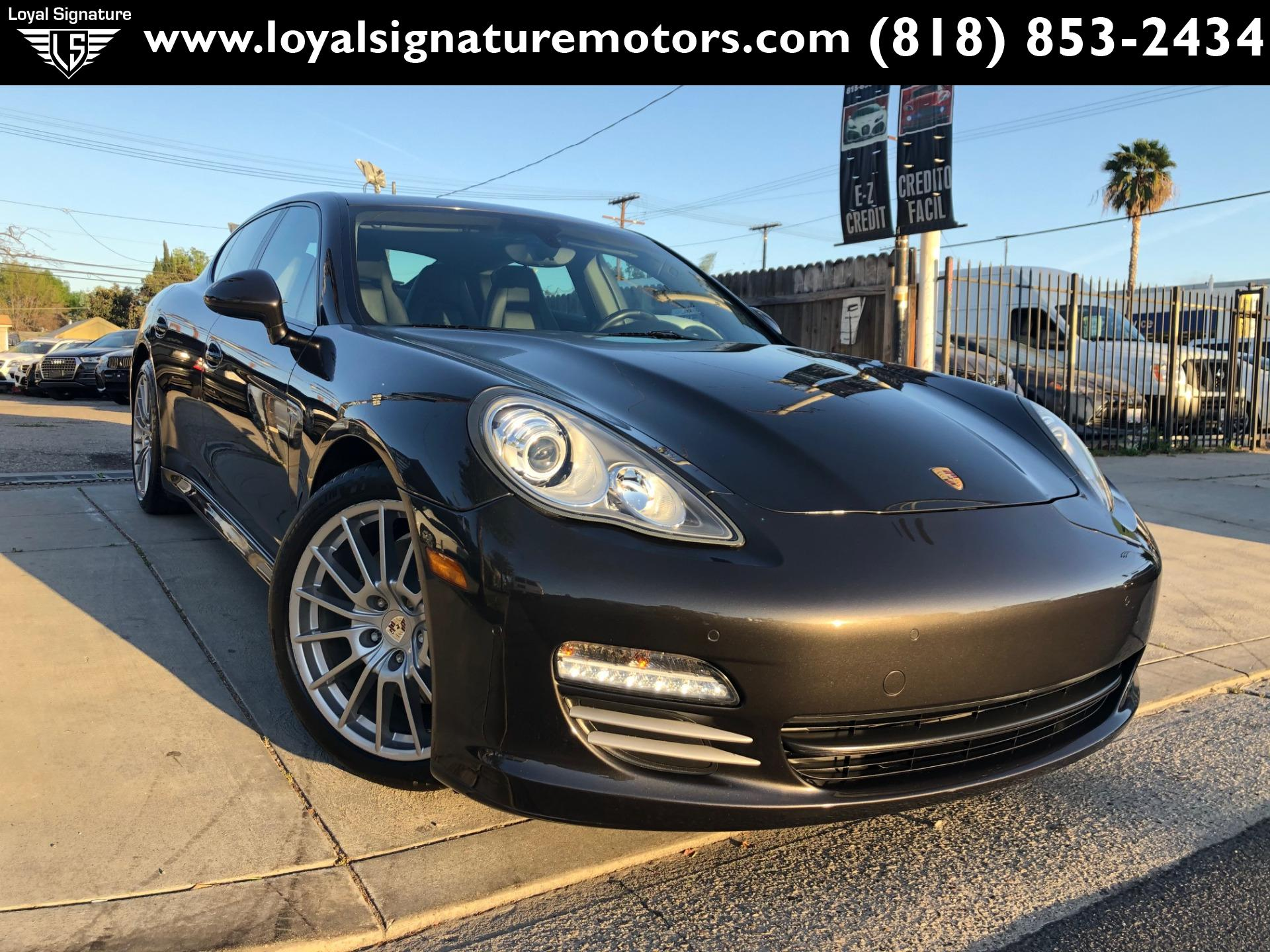 Used 2011 Porsche Panamera 4 | Van Nuys, CA