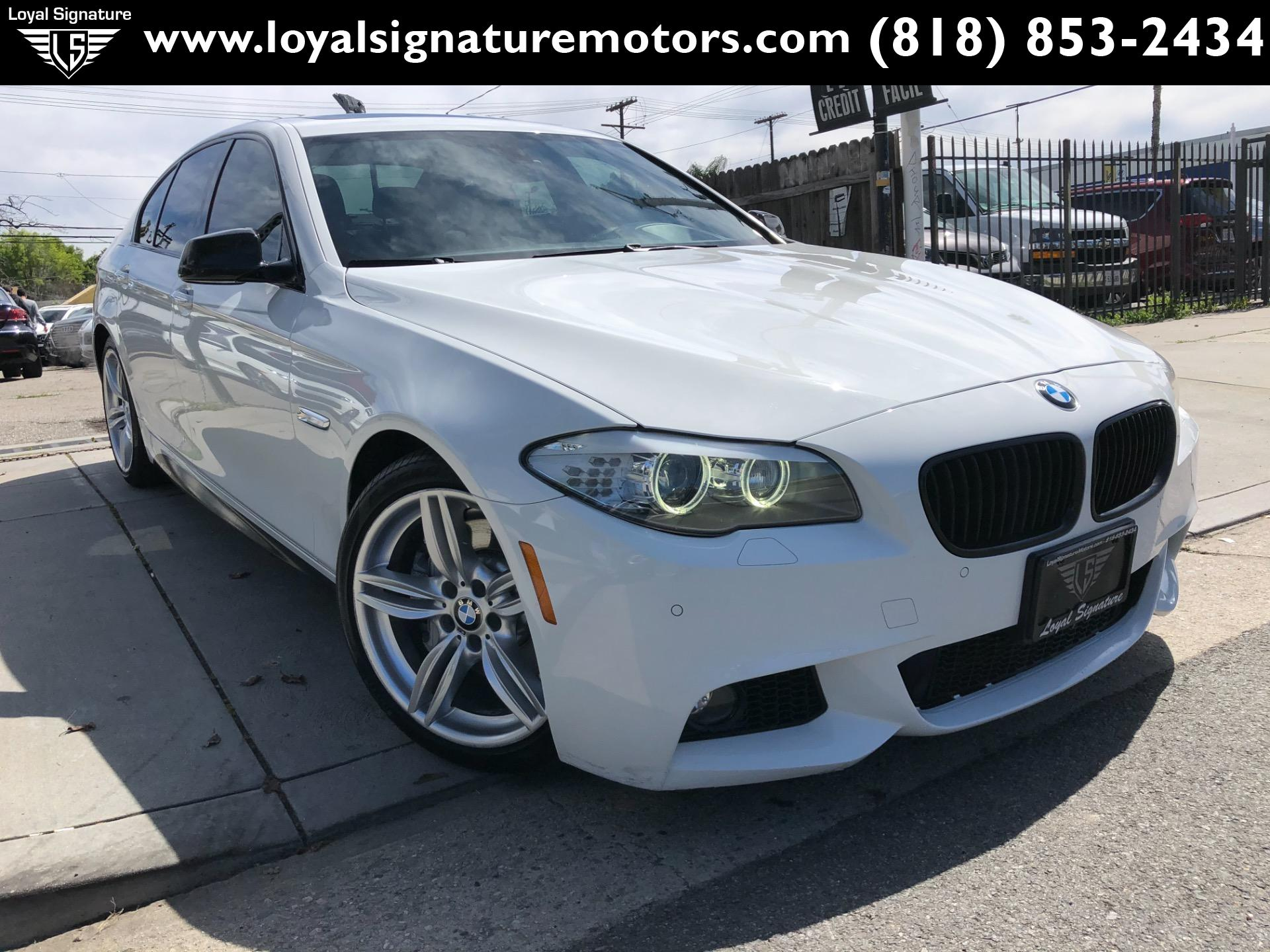 Used 2013 BMW 5 Series 535i | Van Nuys, CA