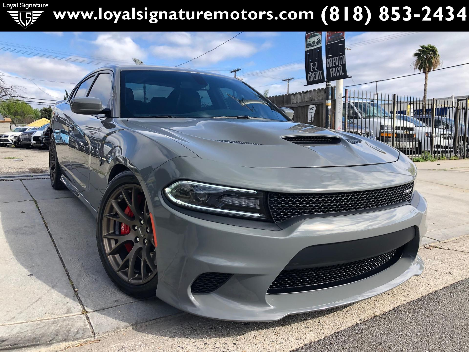 Used 2017 Dodge Charger SRT Hellcat | Van Nuys, CA