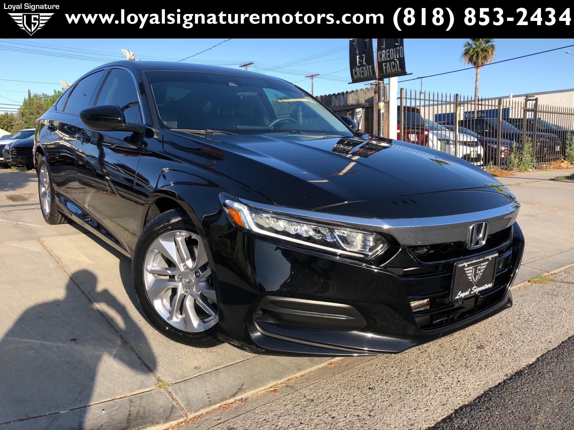 Used 2018 Honda Accord LX | Van Nuys, CA