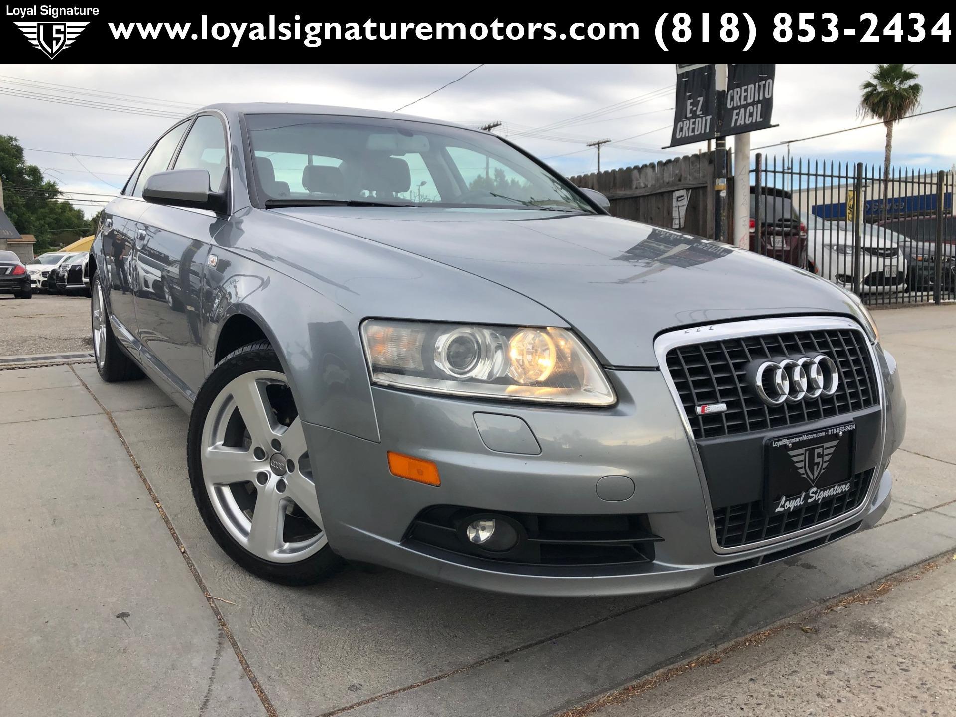 Used 2008 Audi A6 3.2 | Van Nuys, CA