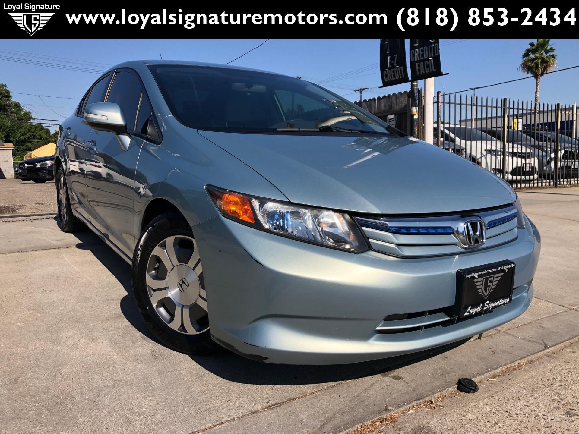 Used 2012 Honda Civic Hybrid   Van Nuys, CA