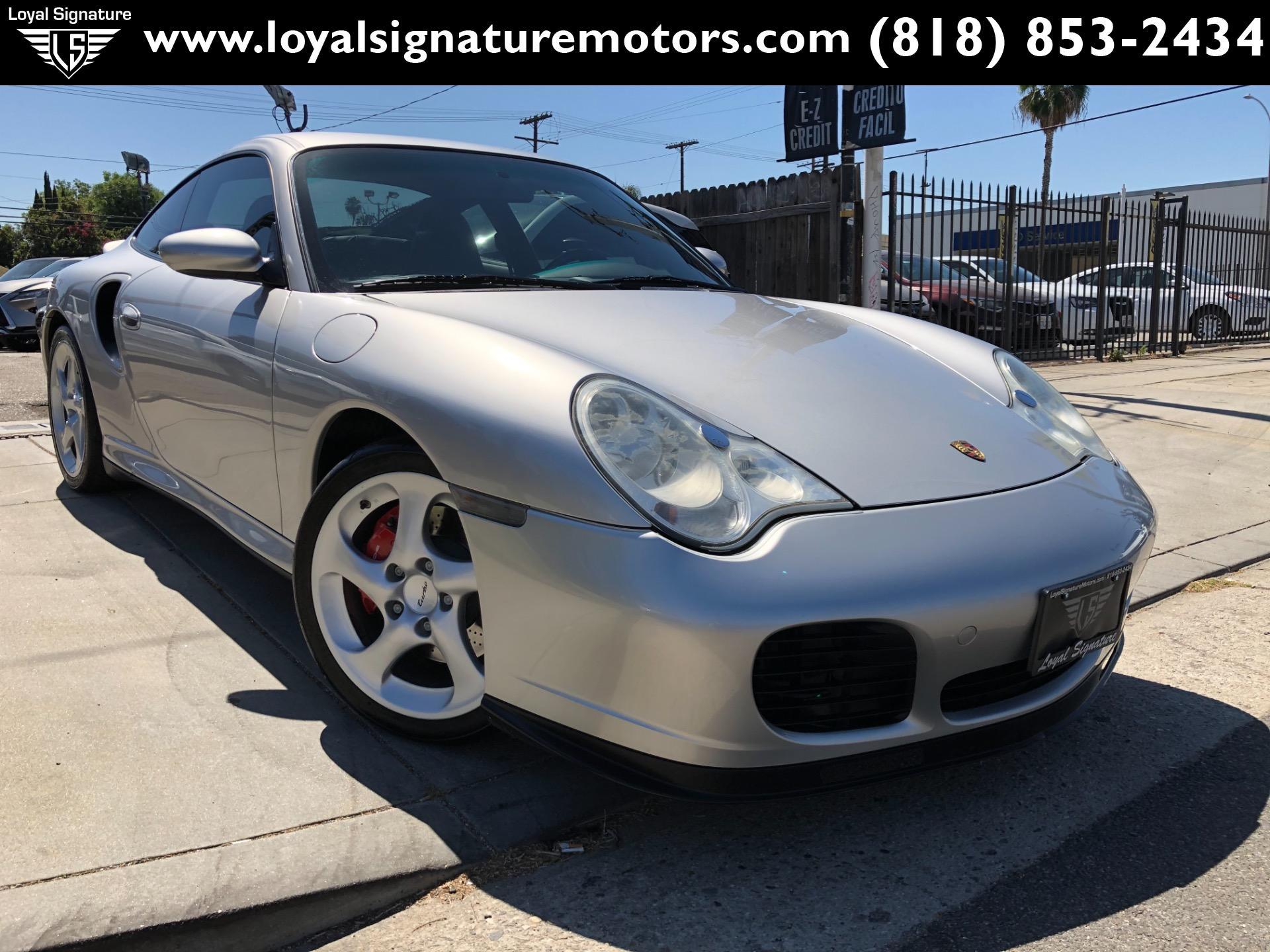 Used 2001 Porsche 911 Turbo | Van Nuys, CA